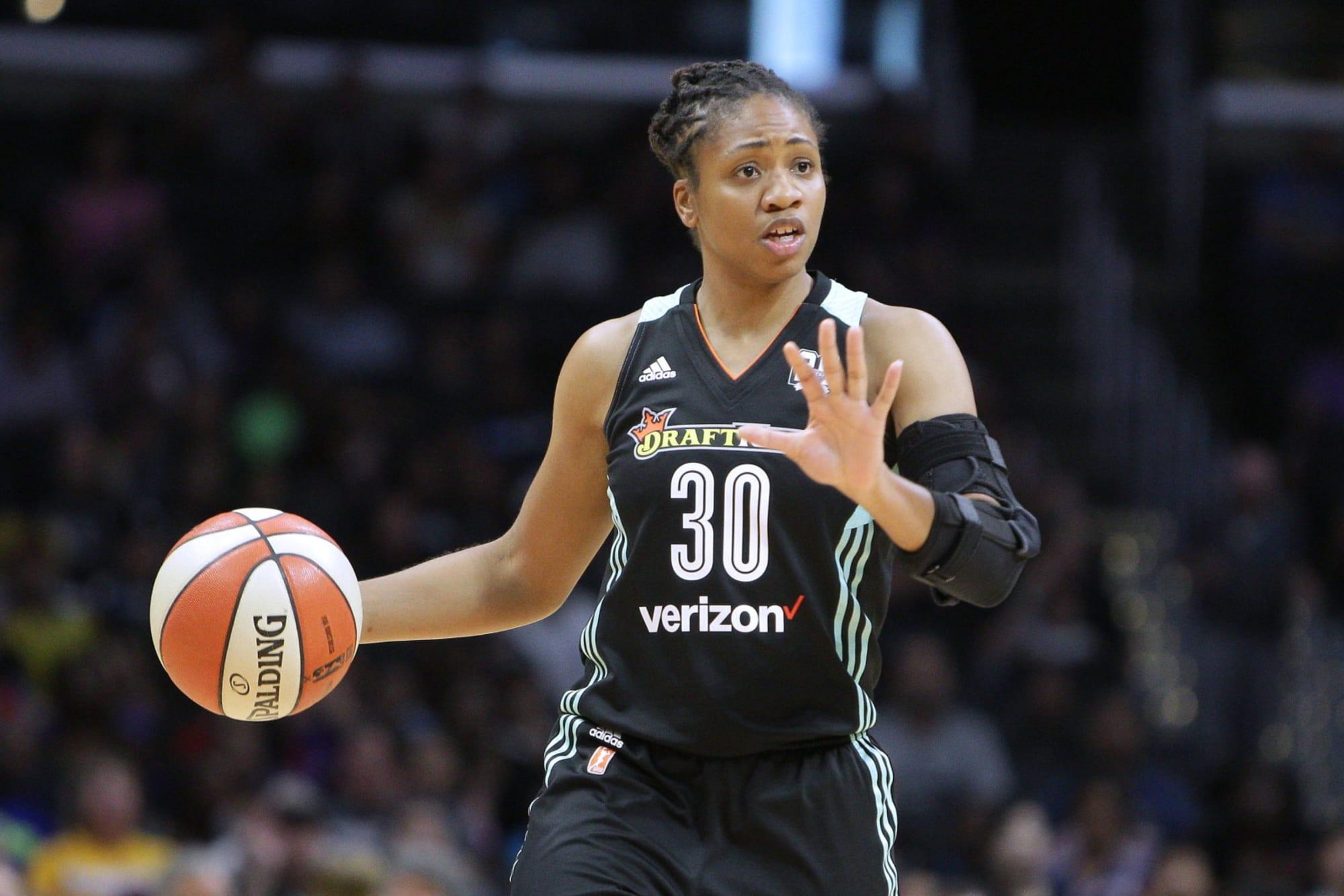 Aces add Tanisha Wright to coaching staff