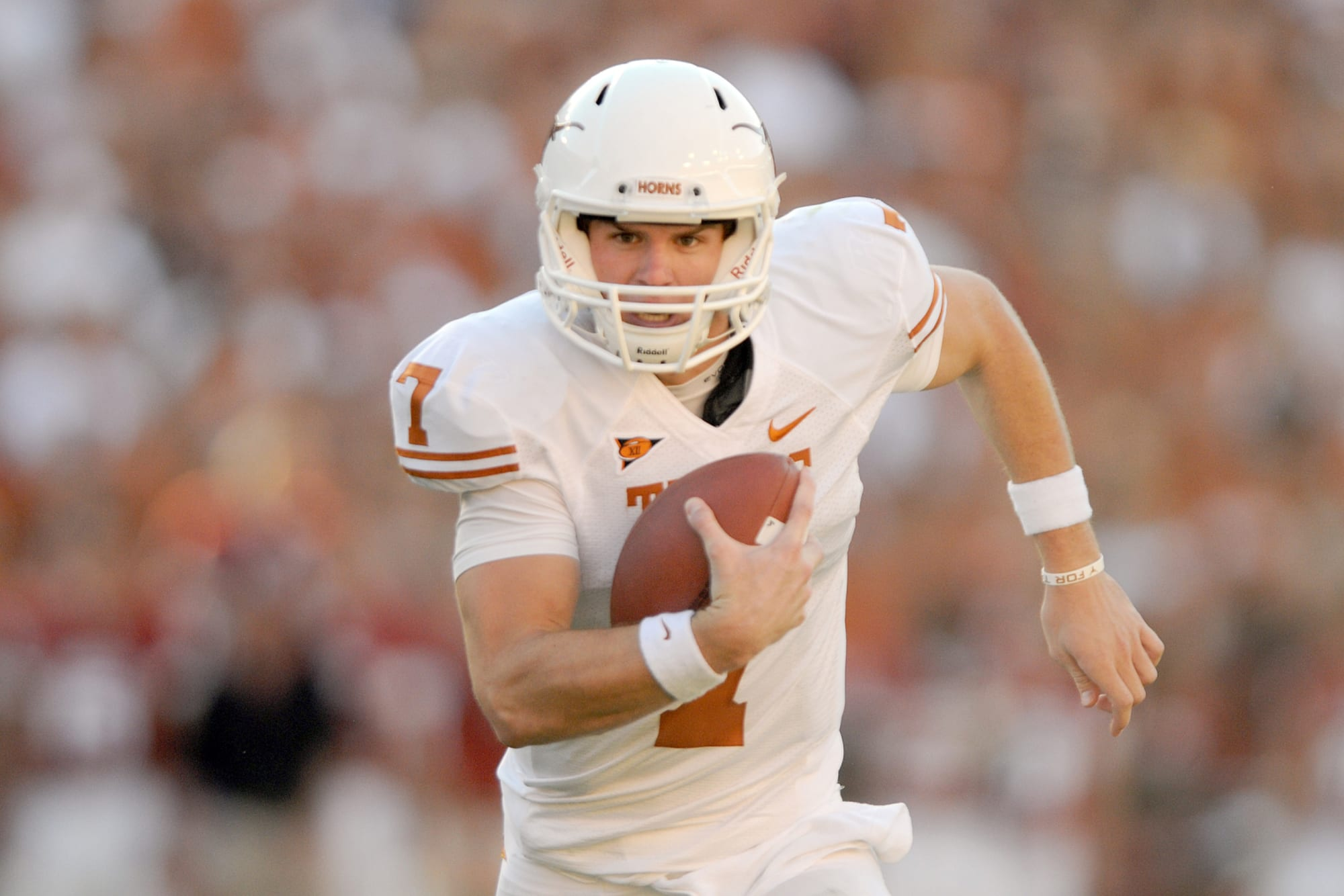 Texas Football: 3 most disappointing Longhorns QB's since 2010