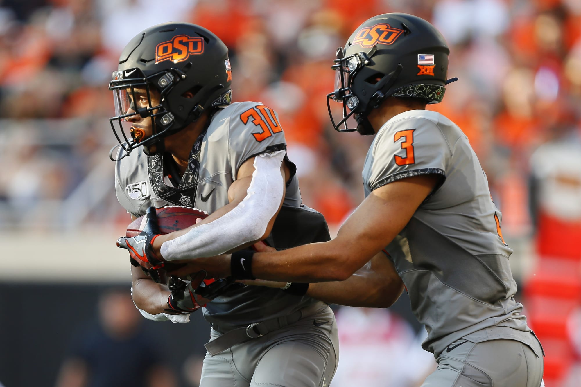 Texas Football: 10 most problematic players on Oklahoma State