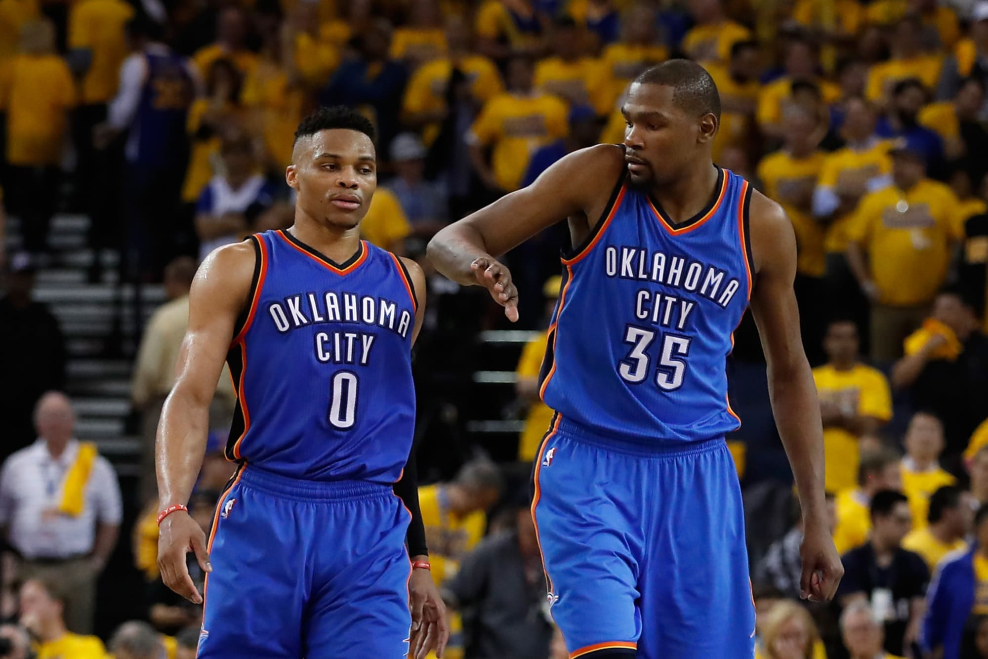 Kevin Durant How His 6 Least Favorites Nba Teammates Were Ranked