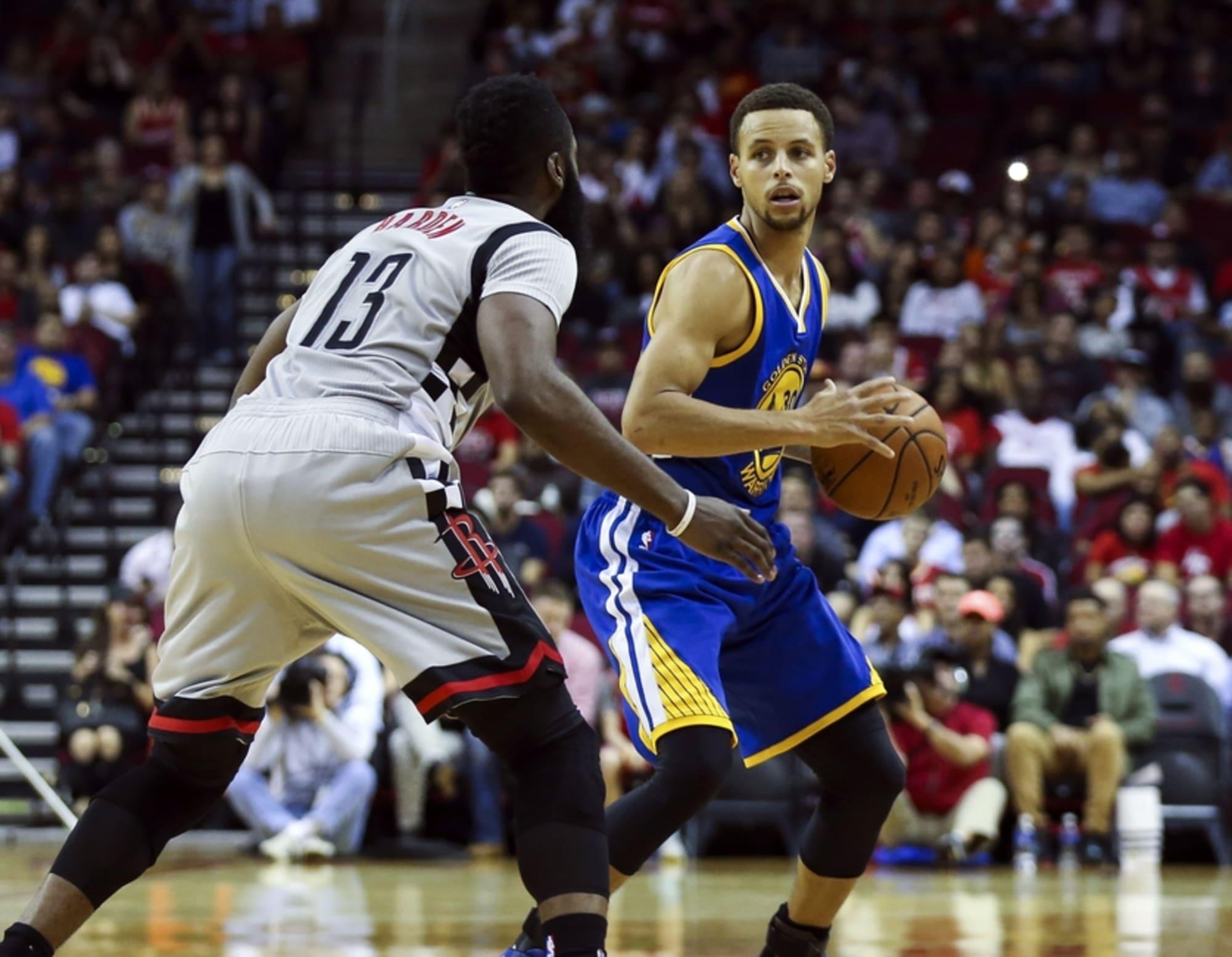 NBA Playoffs 2016: Warriors vs. Rockets Preview