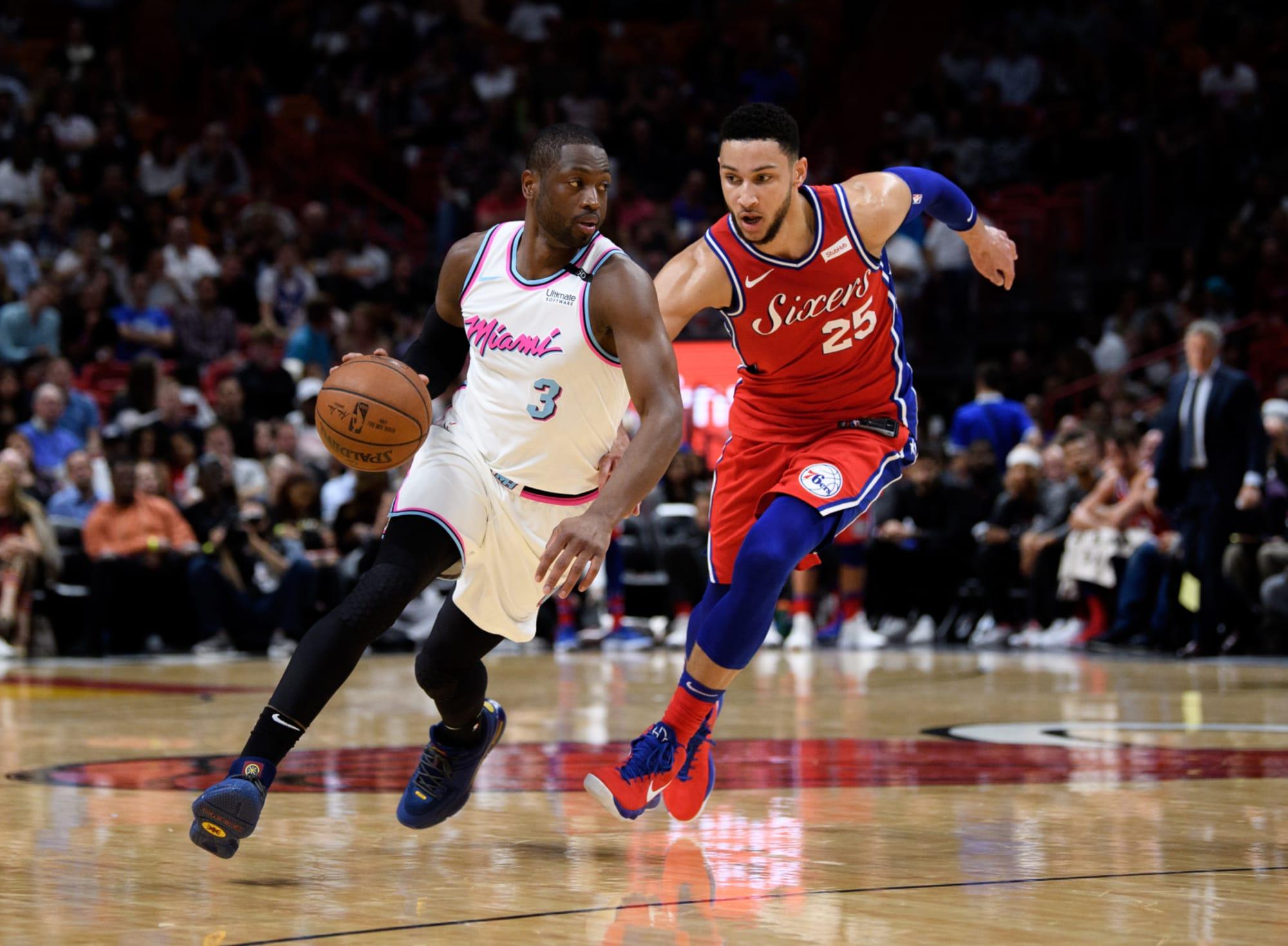 2018 NBA Playoffs: Philadelphia 76ers vs. Miami Heat ...