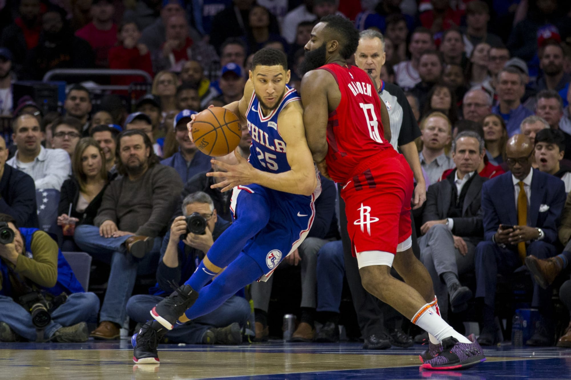 The 4 most scrutinized players in the NBA right now