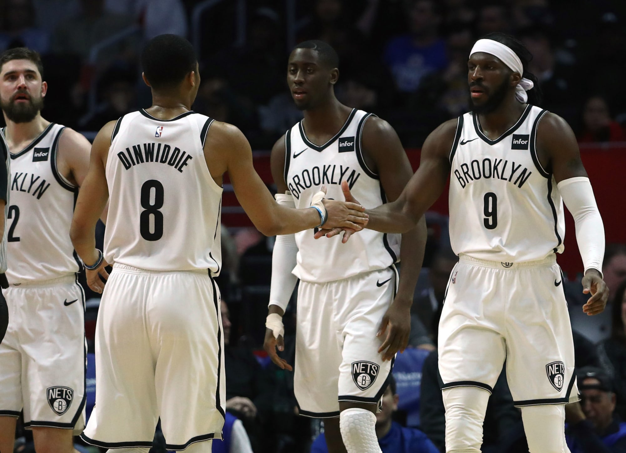 Brooklyn Nets Who Is The Third Best Player On The Nets Roster Page 2