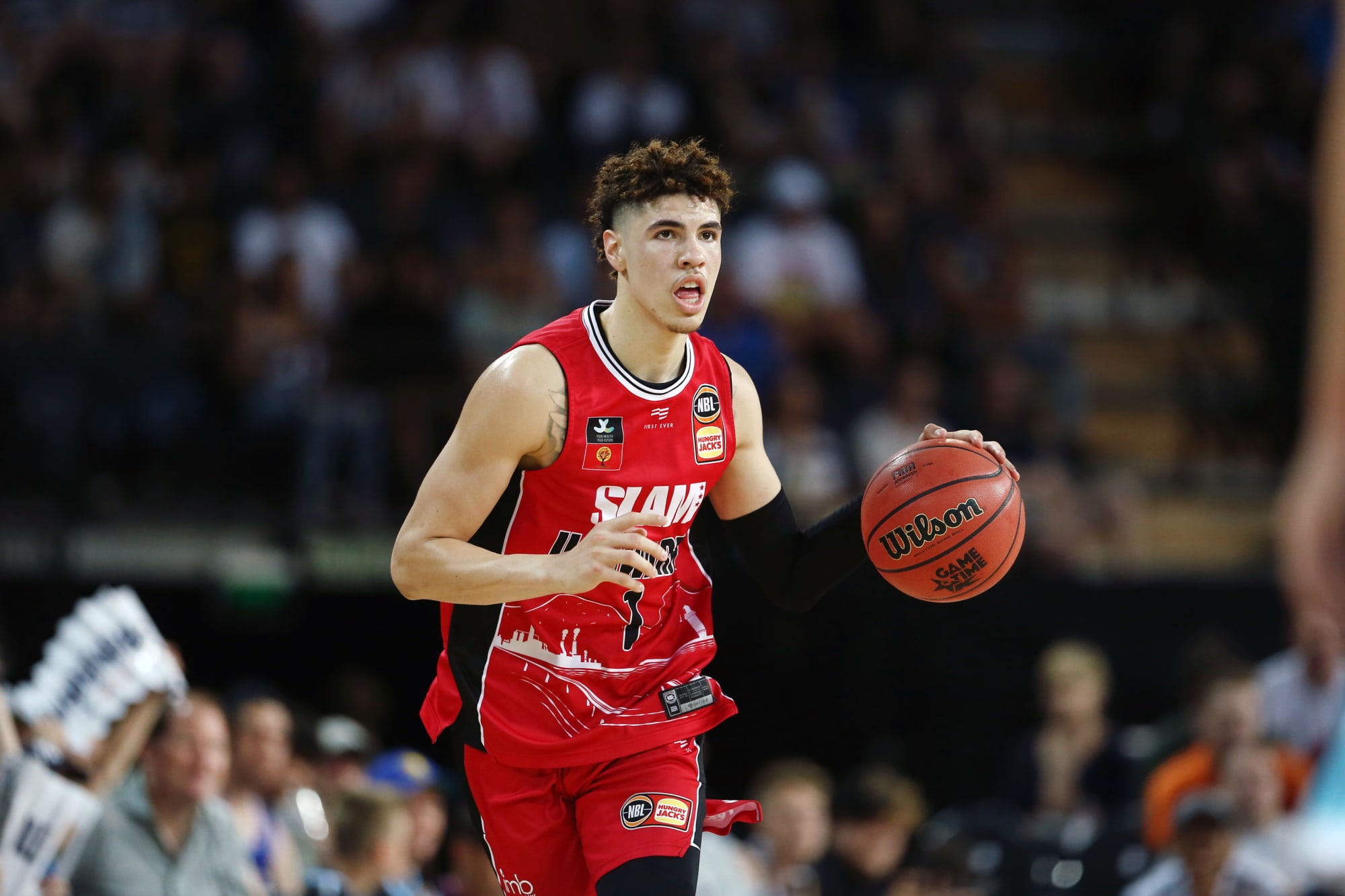 Contenders Draft Picks: Here's why first LaMelo Ball card might be blank jersey