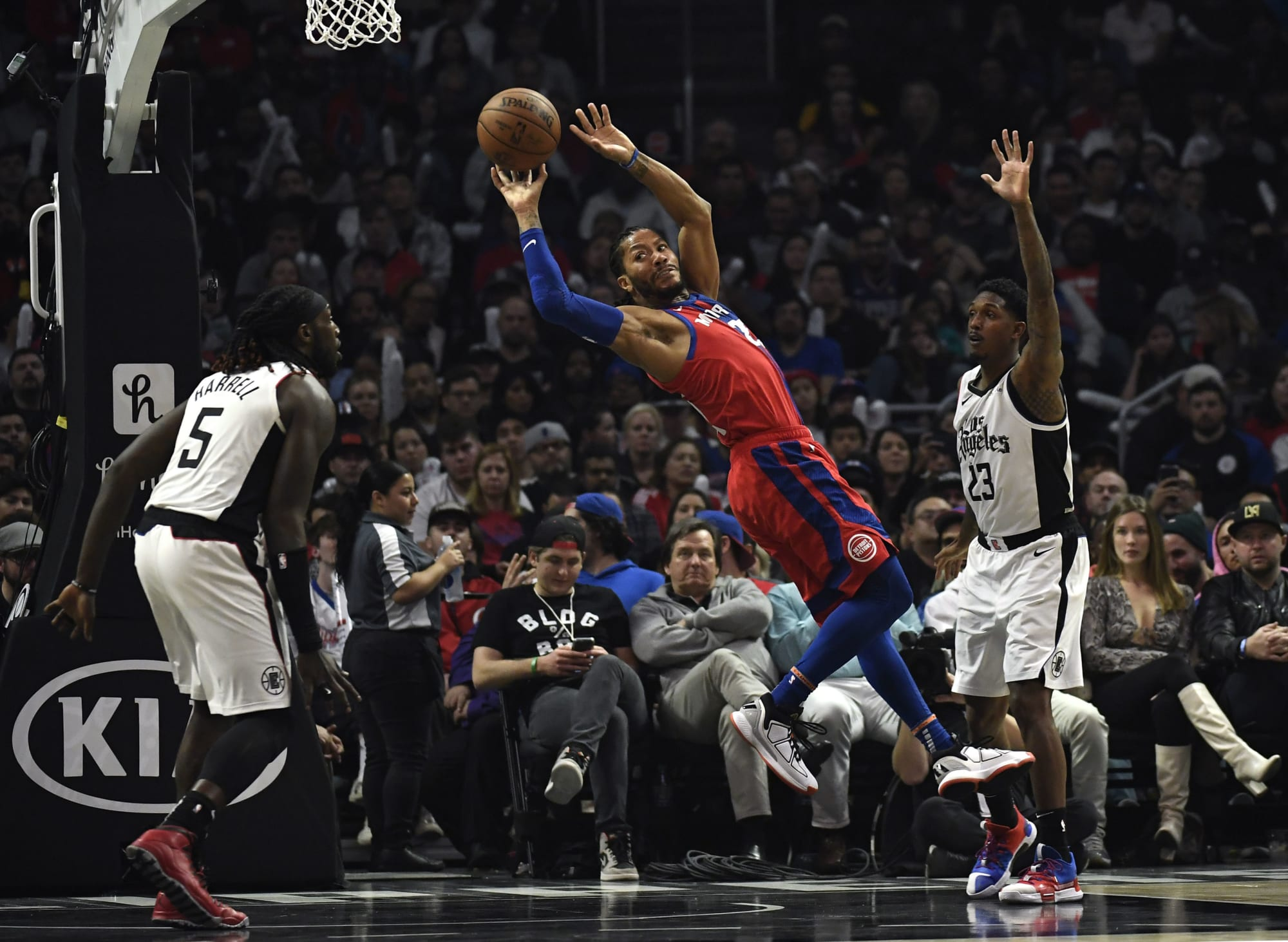 LA Clippers: Time to reignite the Derrick Rose trade interest
