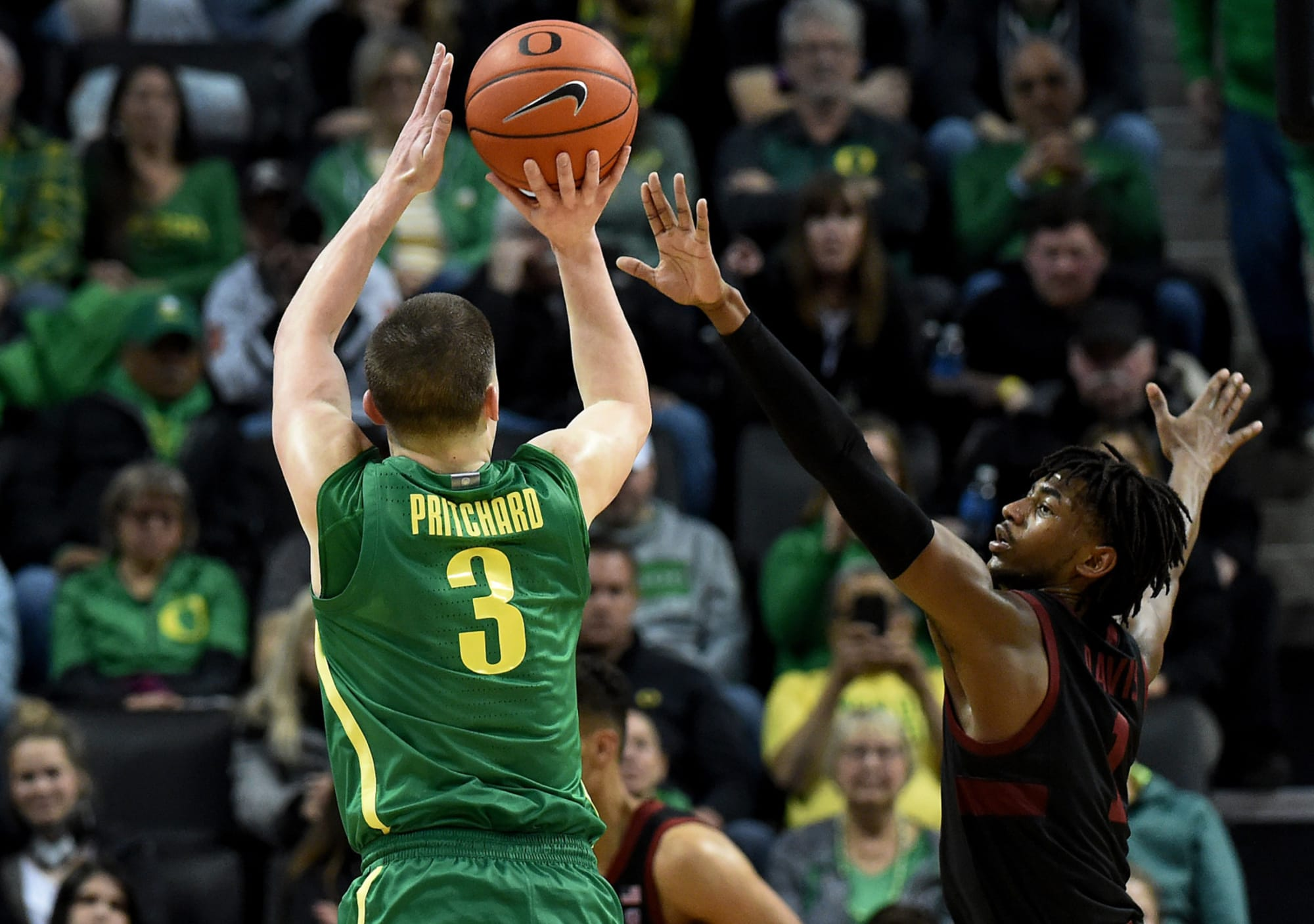 The Boston Celtics landed a stud in drafting point guard Payton Pritchard