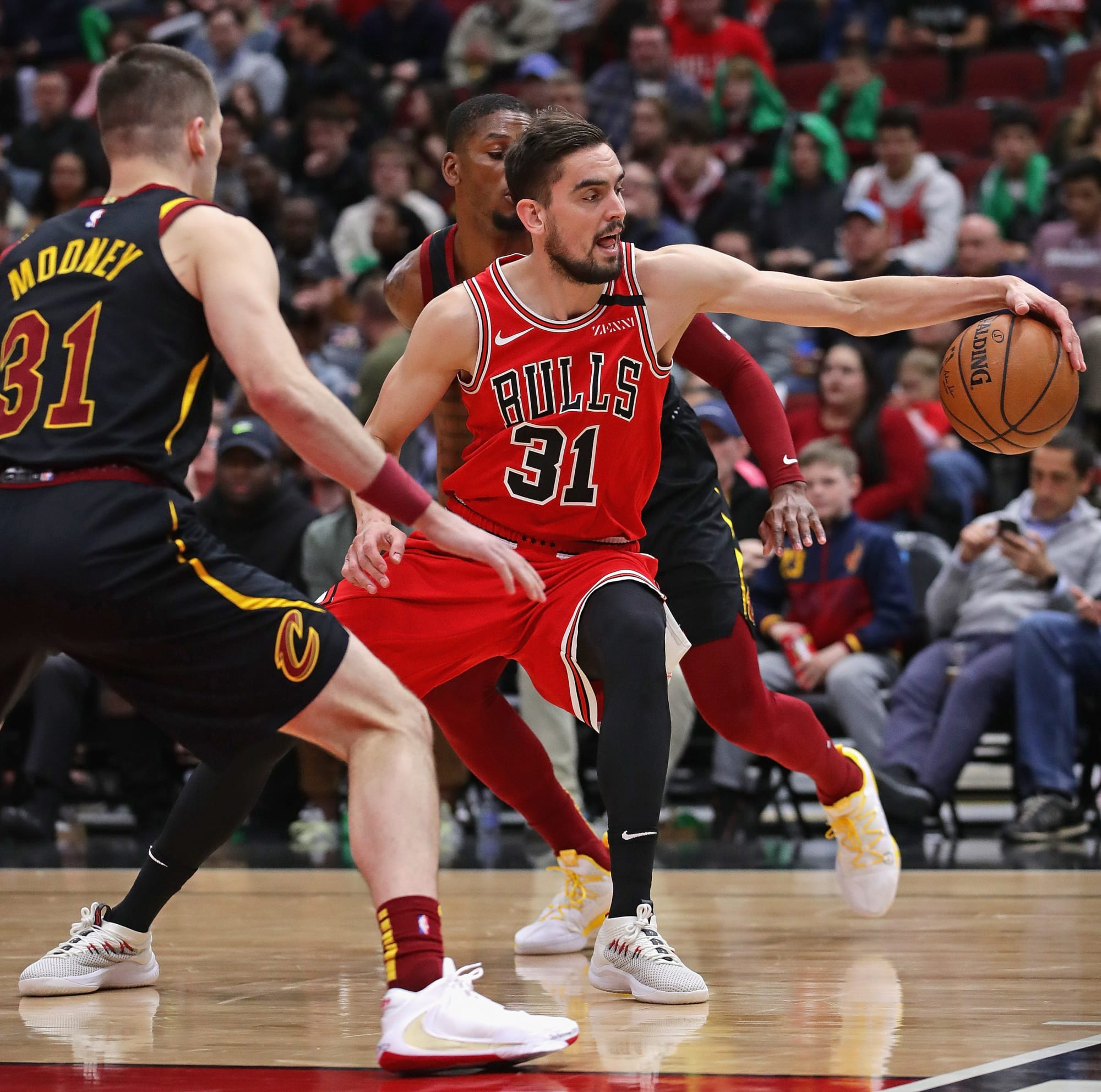 Do the Bulls think Tomas Satoransky can fill the point guard void?