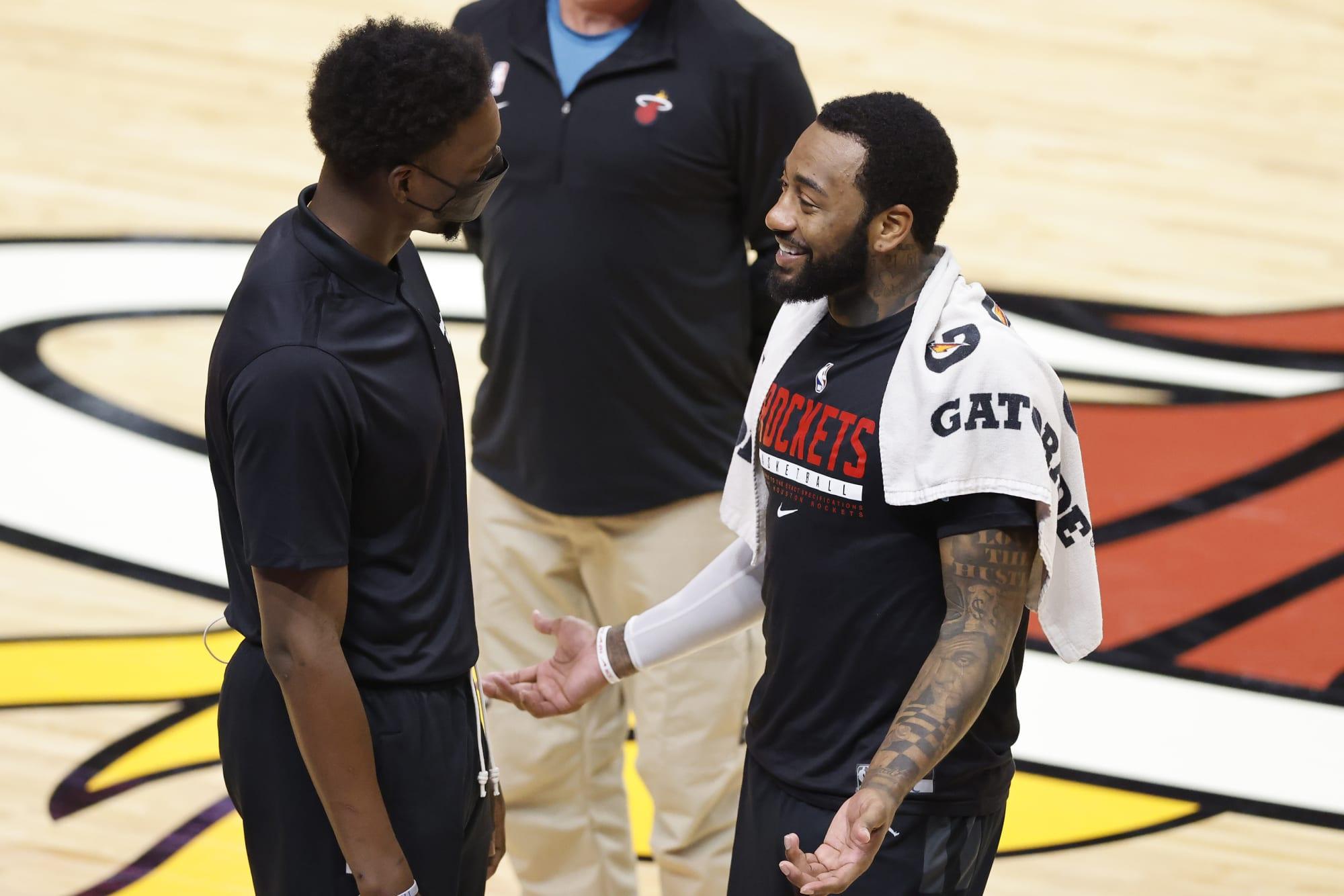 Houston Rockets: Why they should not play John Wall next season