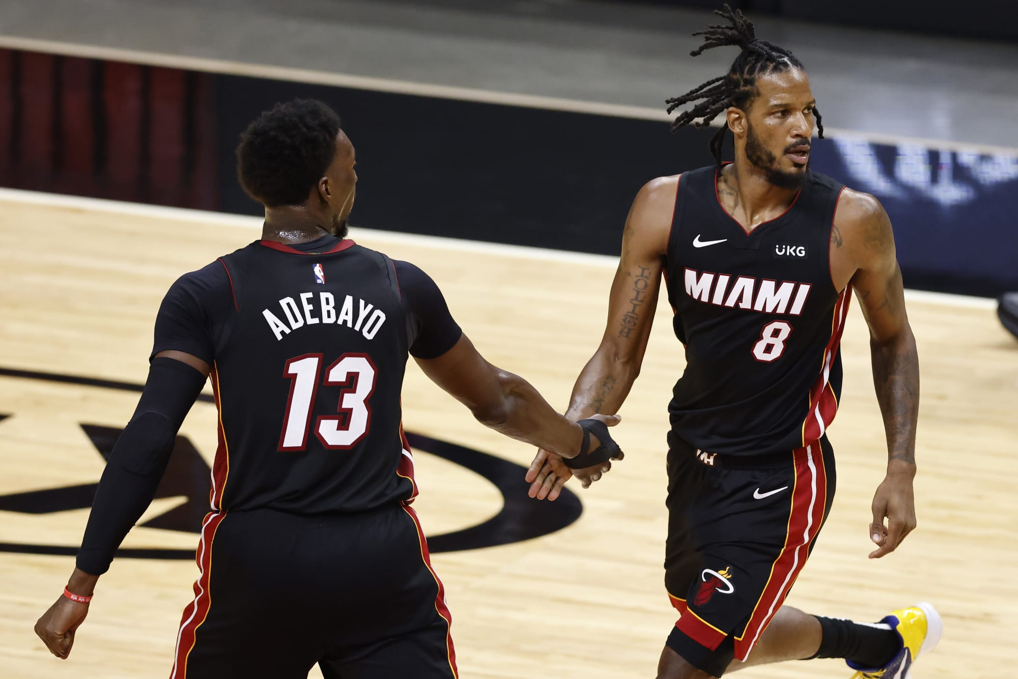 Miami Heat: Trevor Ariza proving a pleasant surprise
