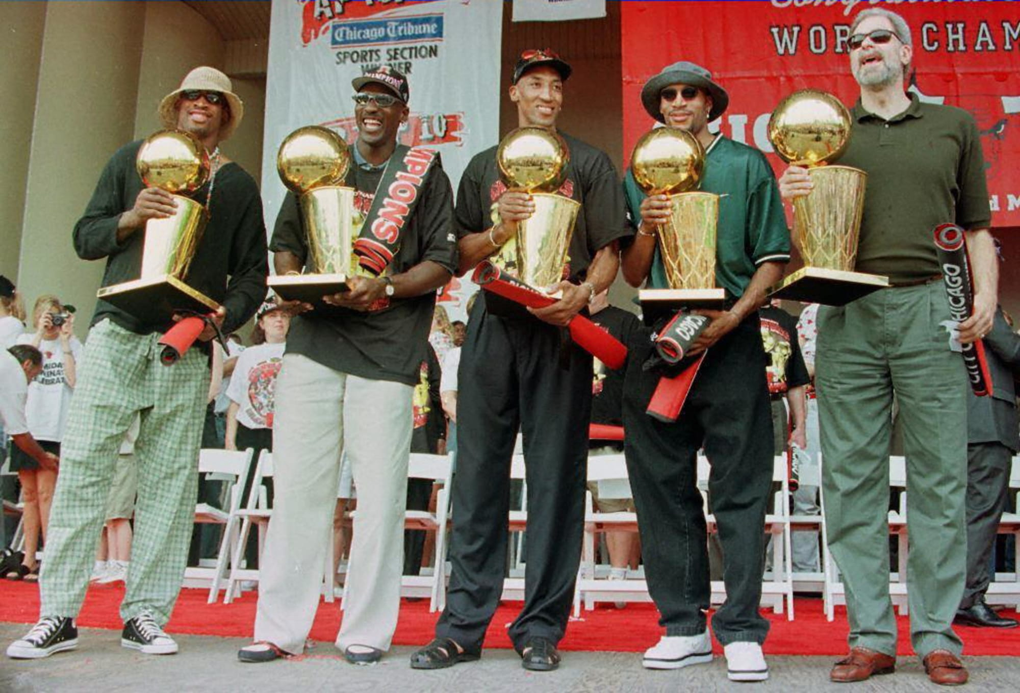 Chicago Bulls: Unsung heroes from championship era