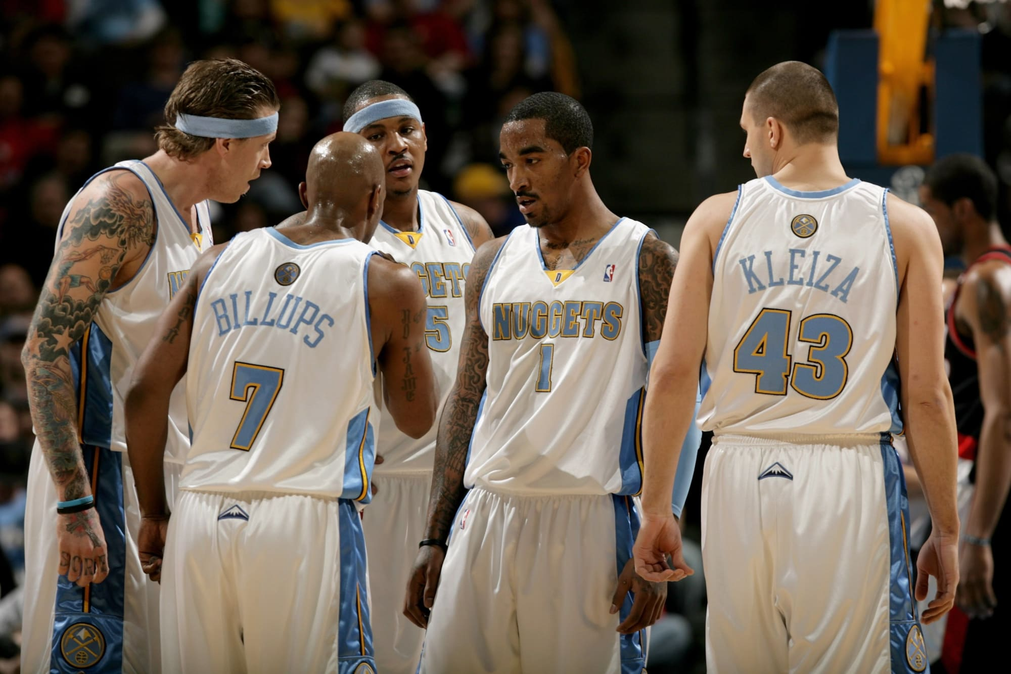 Denver Nuggets: Five former players that would have helped this team