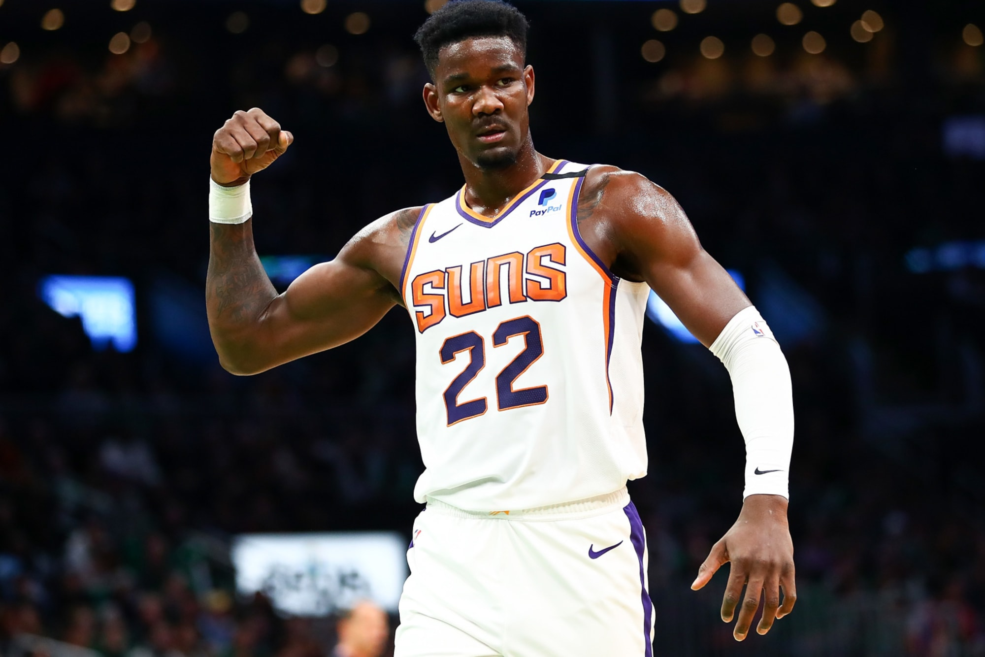 Phoenix Suns: Deandre Ayton is player with most to prove in NBA restart
