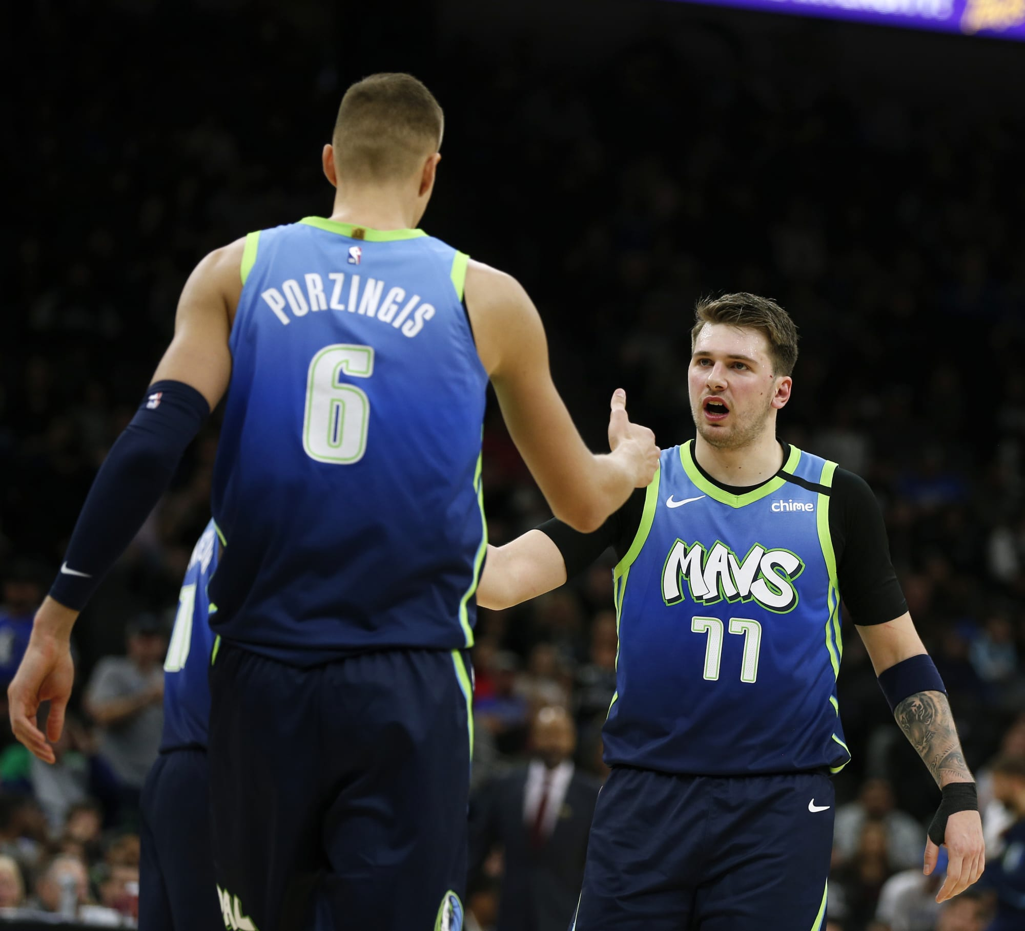 Dallas Mavericks Luka Doncic Speaks On Opener Vs Rockets