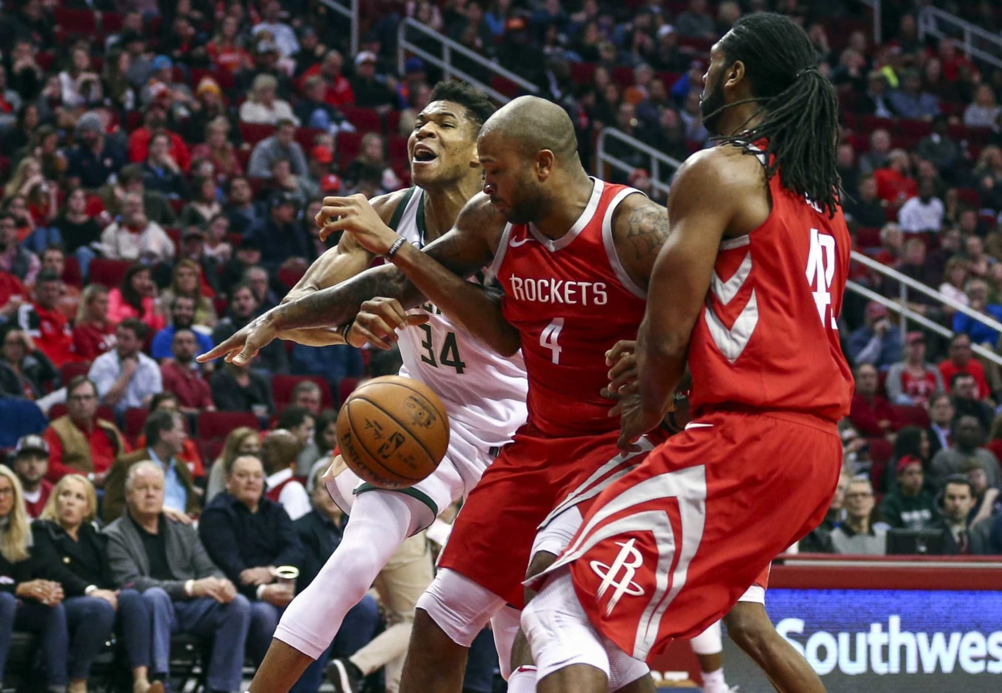 Milwaukee Bucks: Acquiring P.J. Tucker will not solve defensive issues