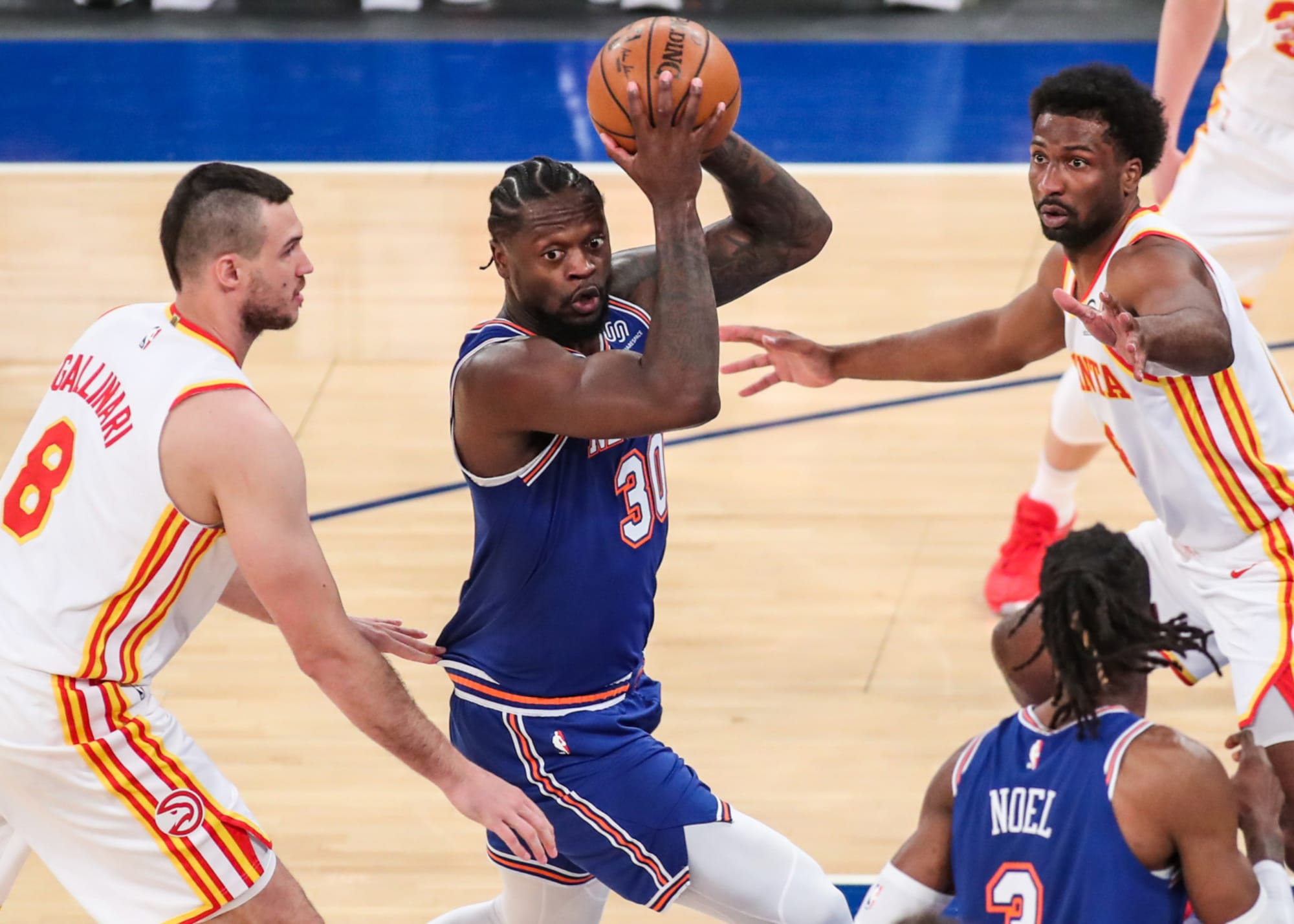 New York Knicks: 5 offseason roster moves they need to make