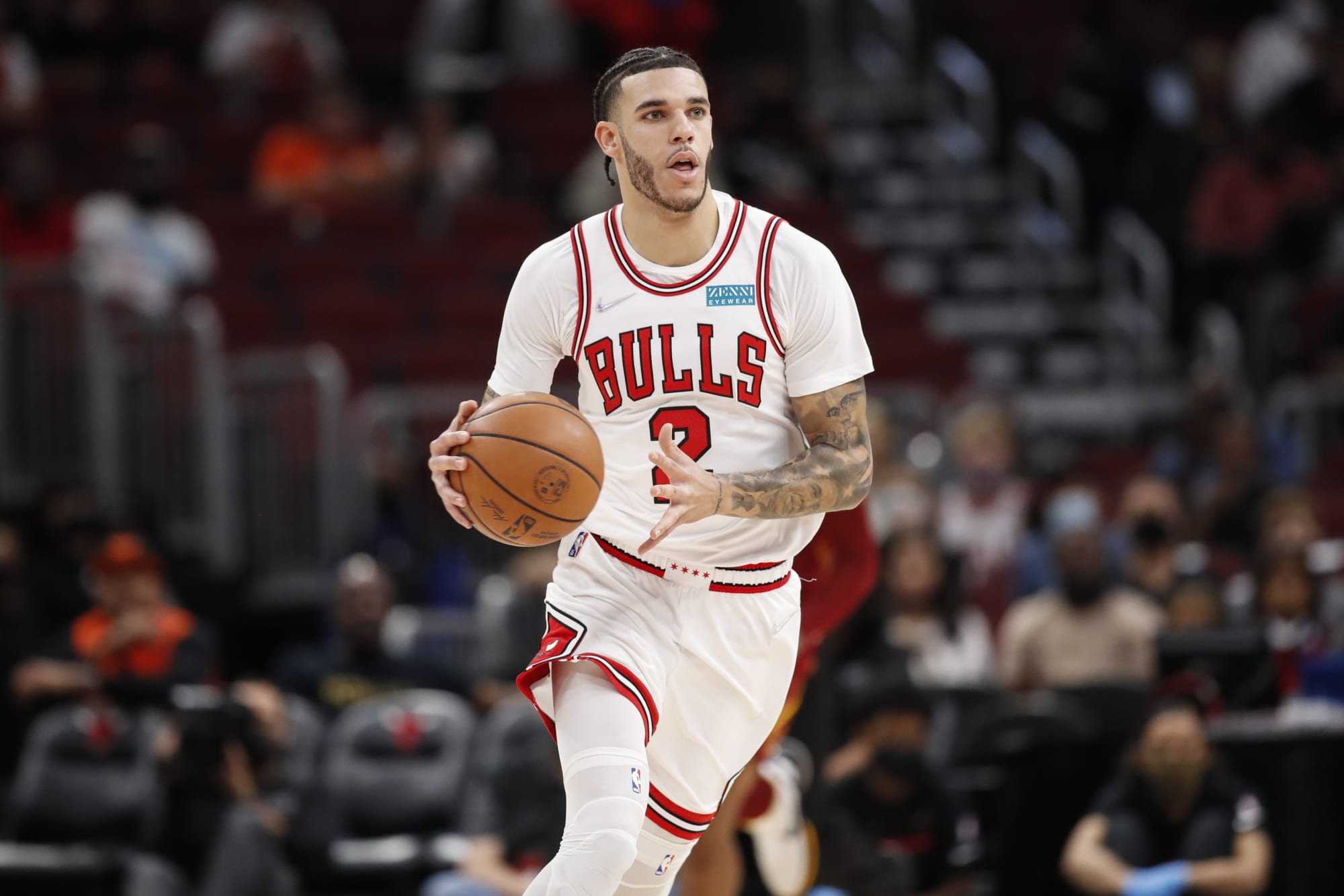 Chicago Bulls: Transition scoring a key part of early offensive success