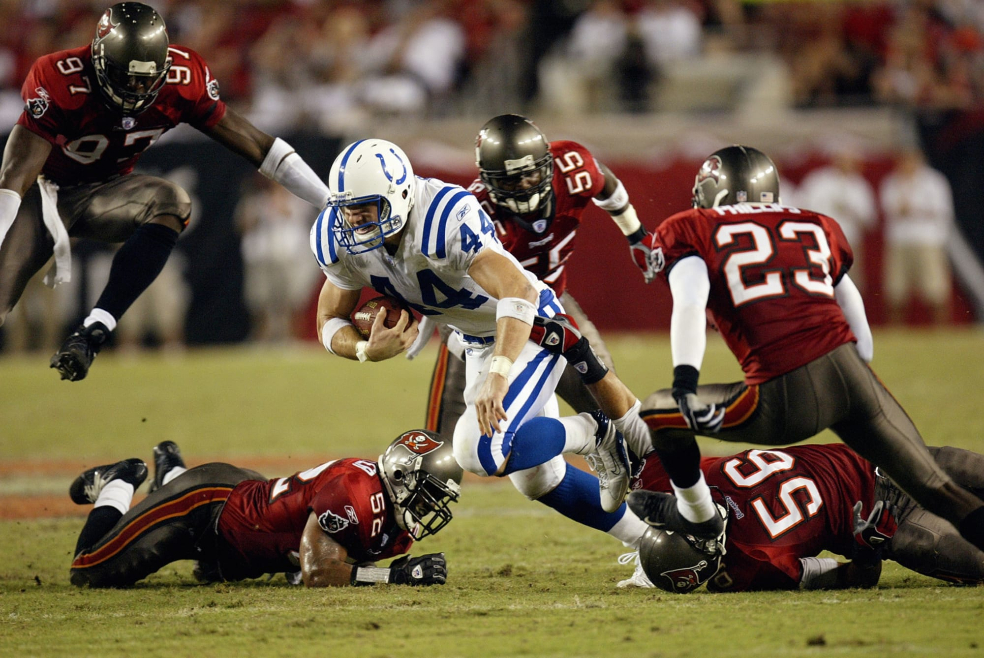 Colts: 3 Indy legends who belong in Ring of Honor