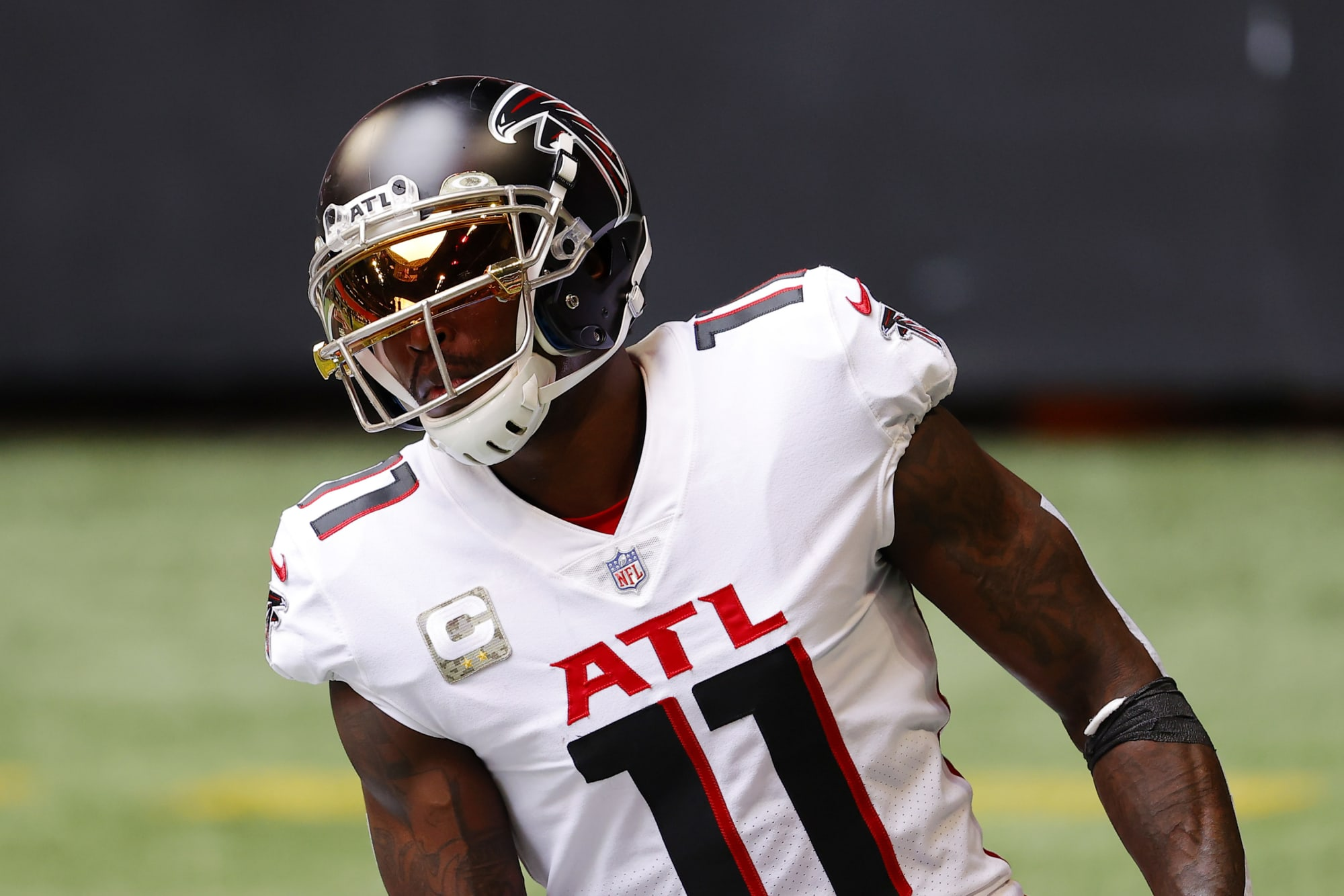 ESPN lists Colts as potential trade destination for Julio Jones