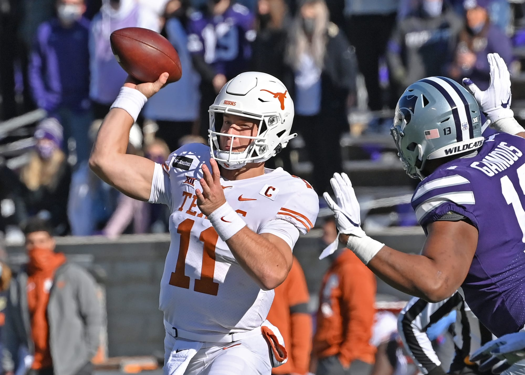 Colts: What does Sam Ehlinger draft pick say about team's feelings on Jacob Eason?