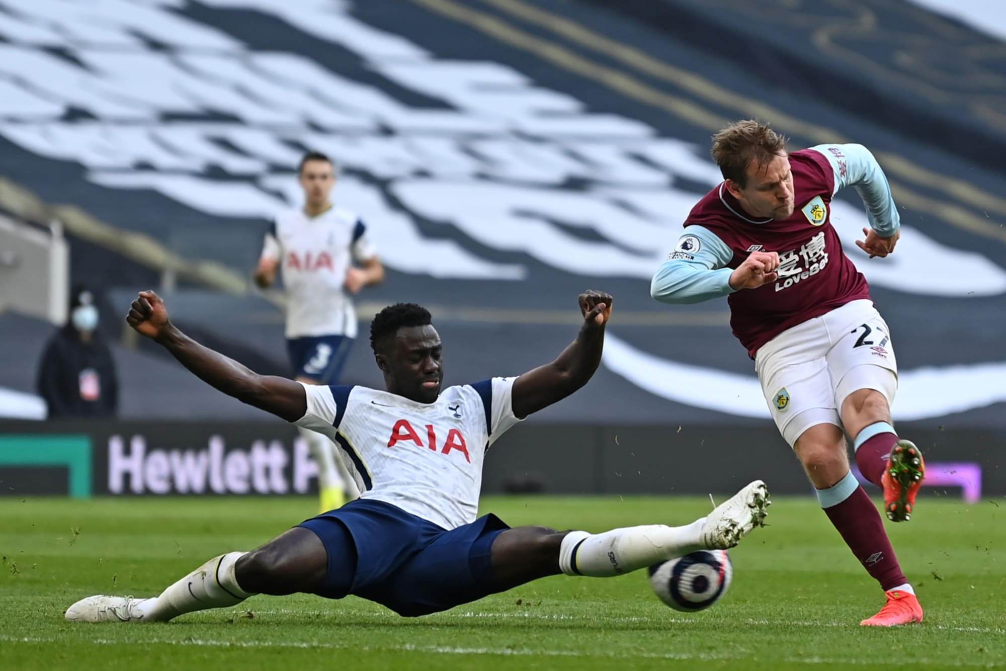 Observations from Tottenham Hotspur EPL Win over Burnley