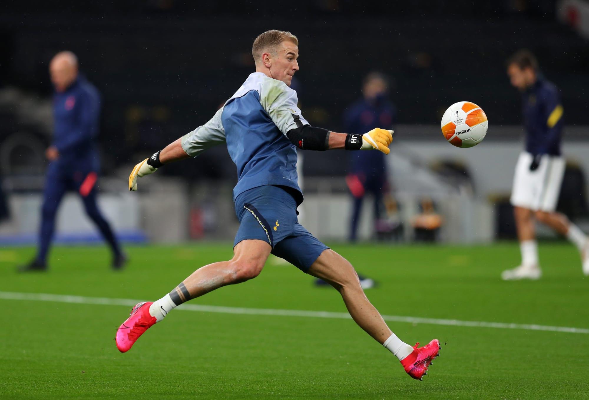 Hart Shows What He Brings in Tottenham Shutout of LASK