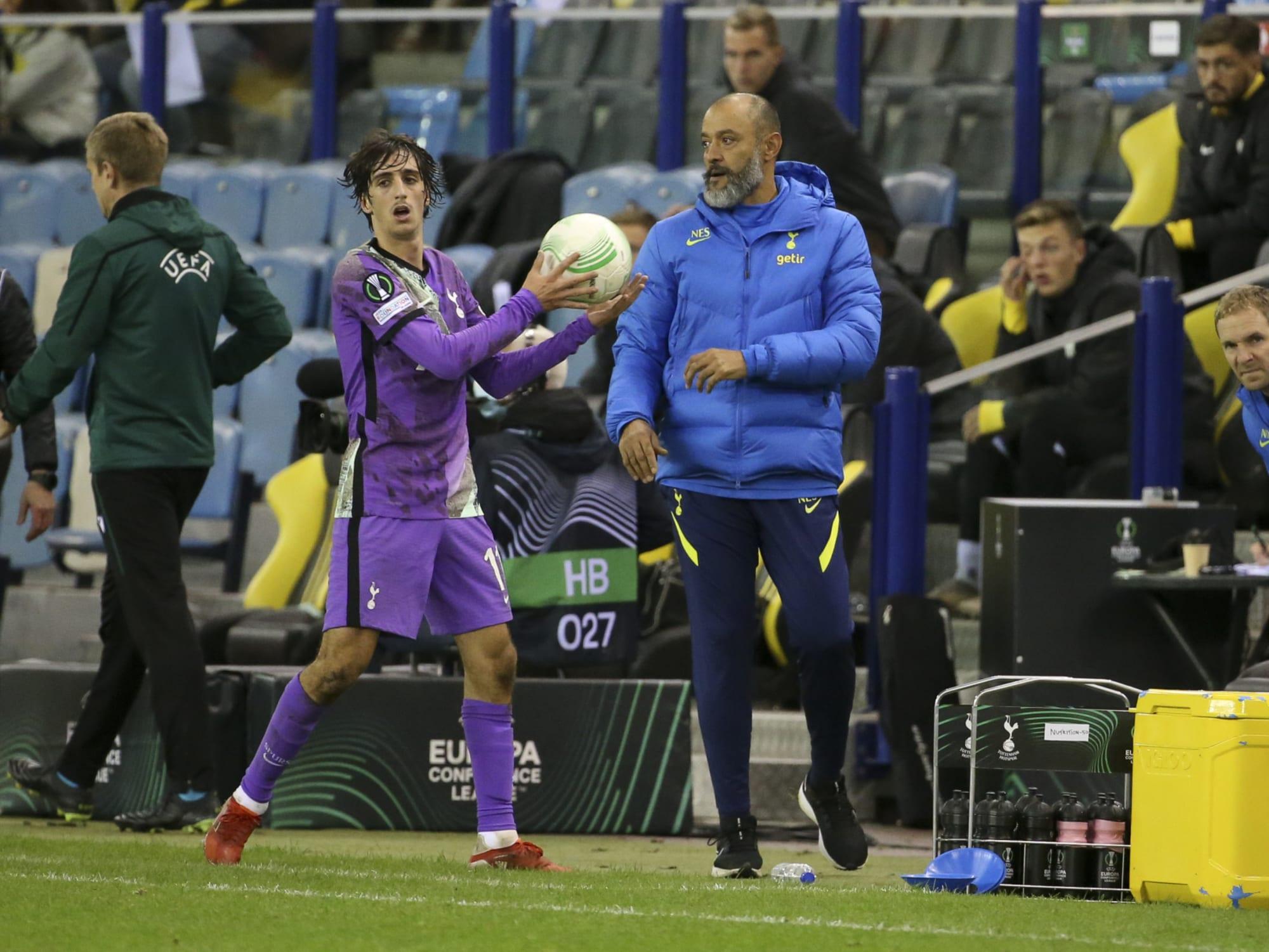 Tottenham: Despite loss, poor performance, Nuno made right call
