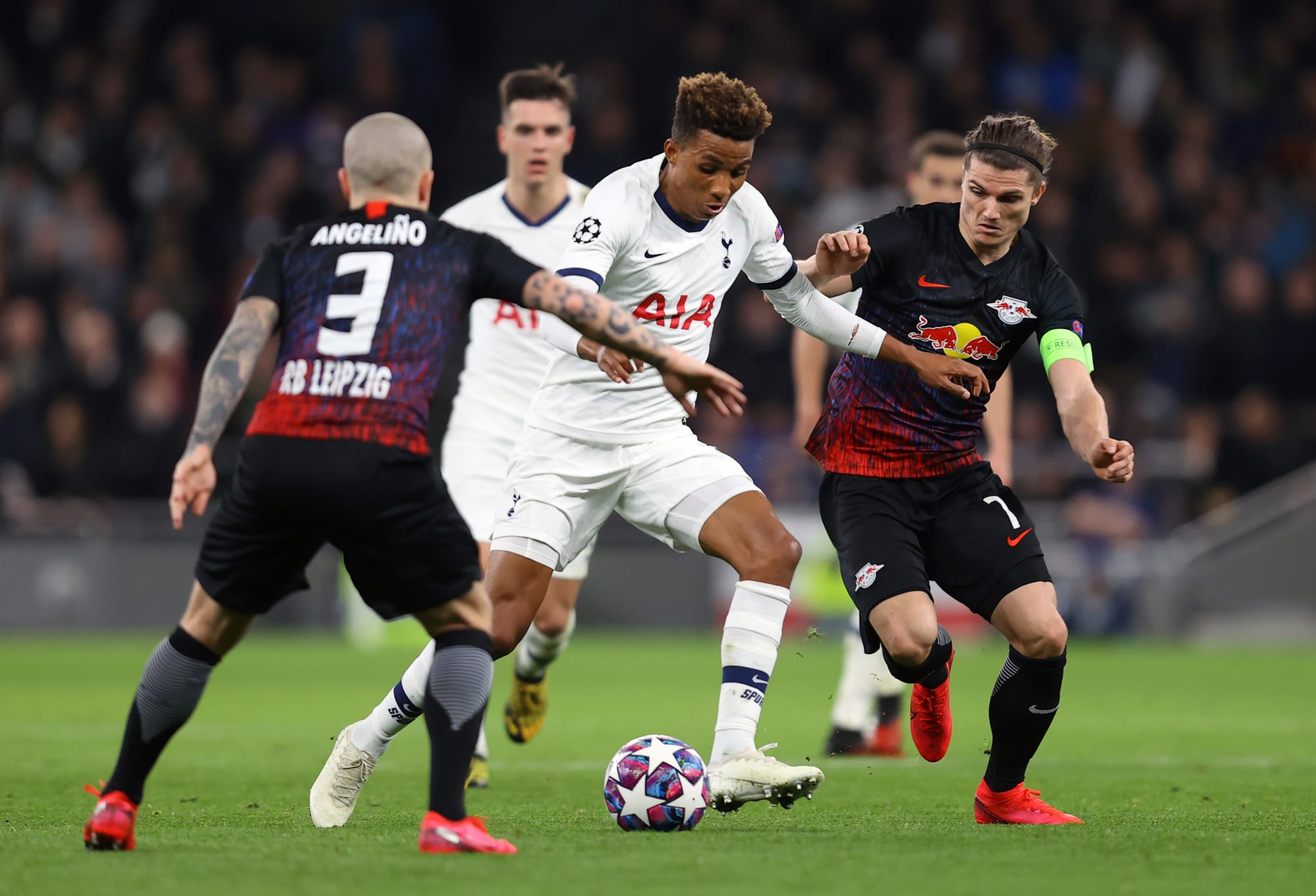 Tottenham: Gedson Fernandes a panic buy or young talent?