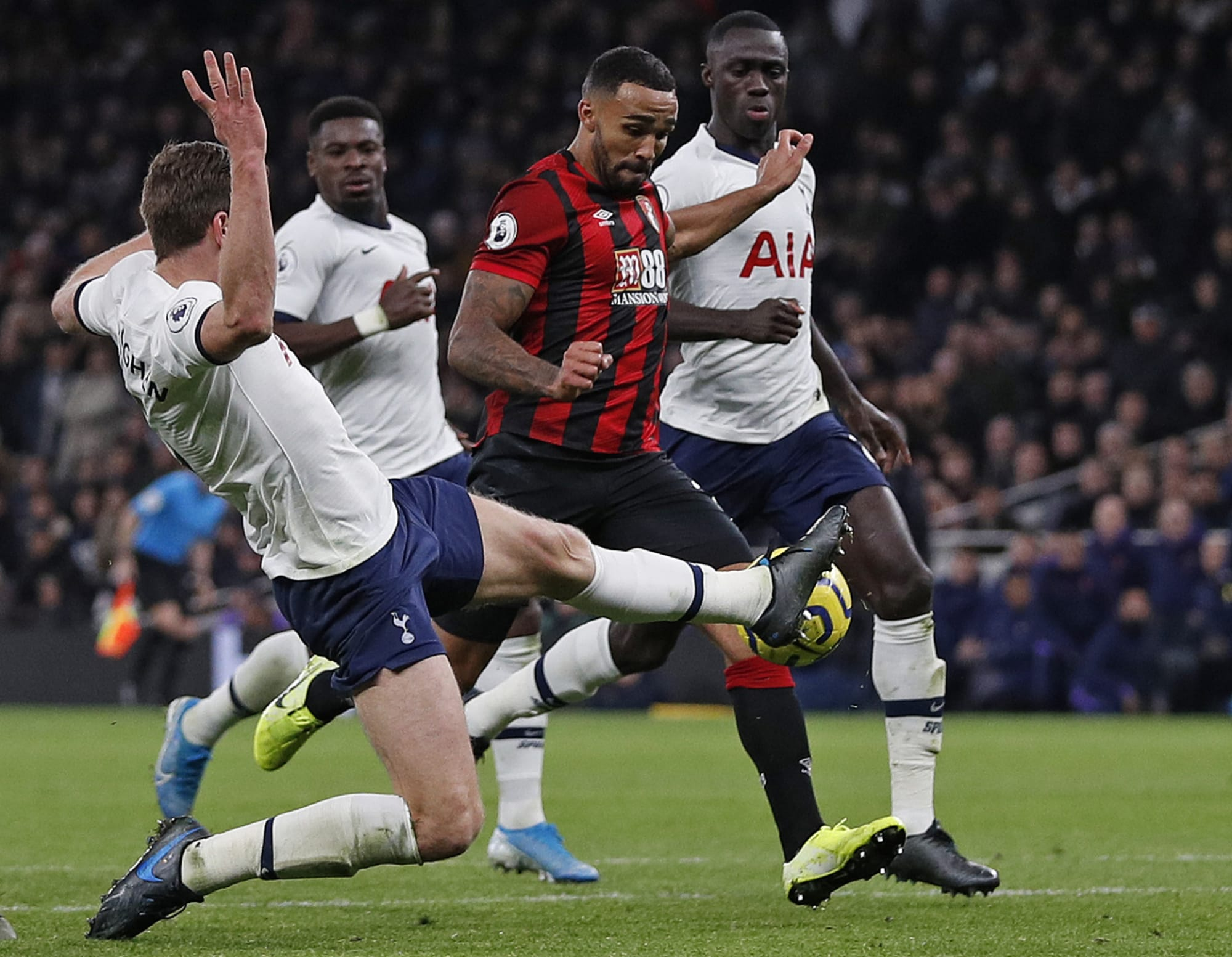 Tottenham: No Dele, no Dier, no dilemma heading to Bournemouth