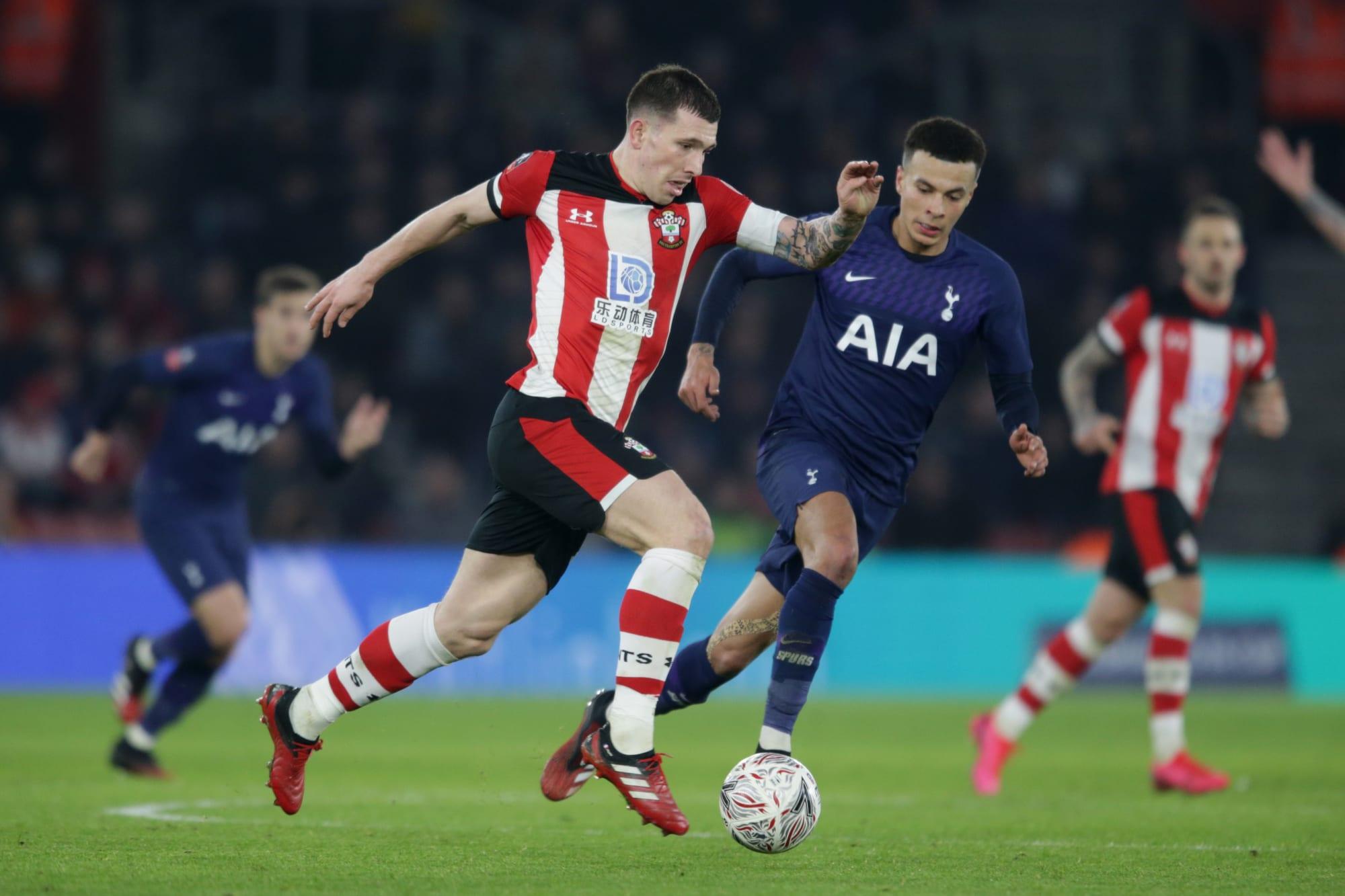 Tottenham: Pierre-Emile Hojbjerg, Kyle Walker-Peters deals now official