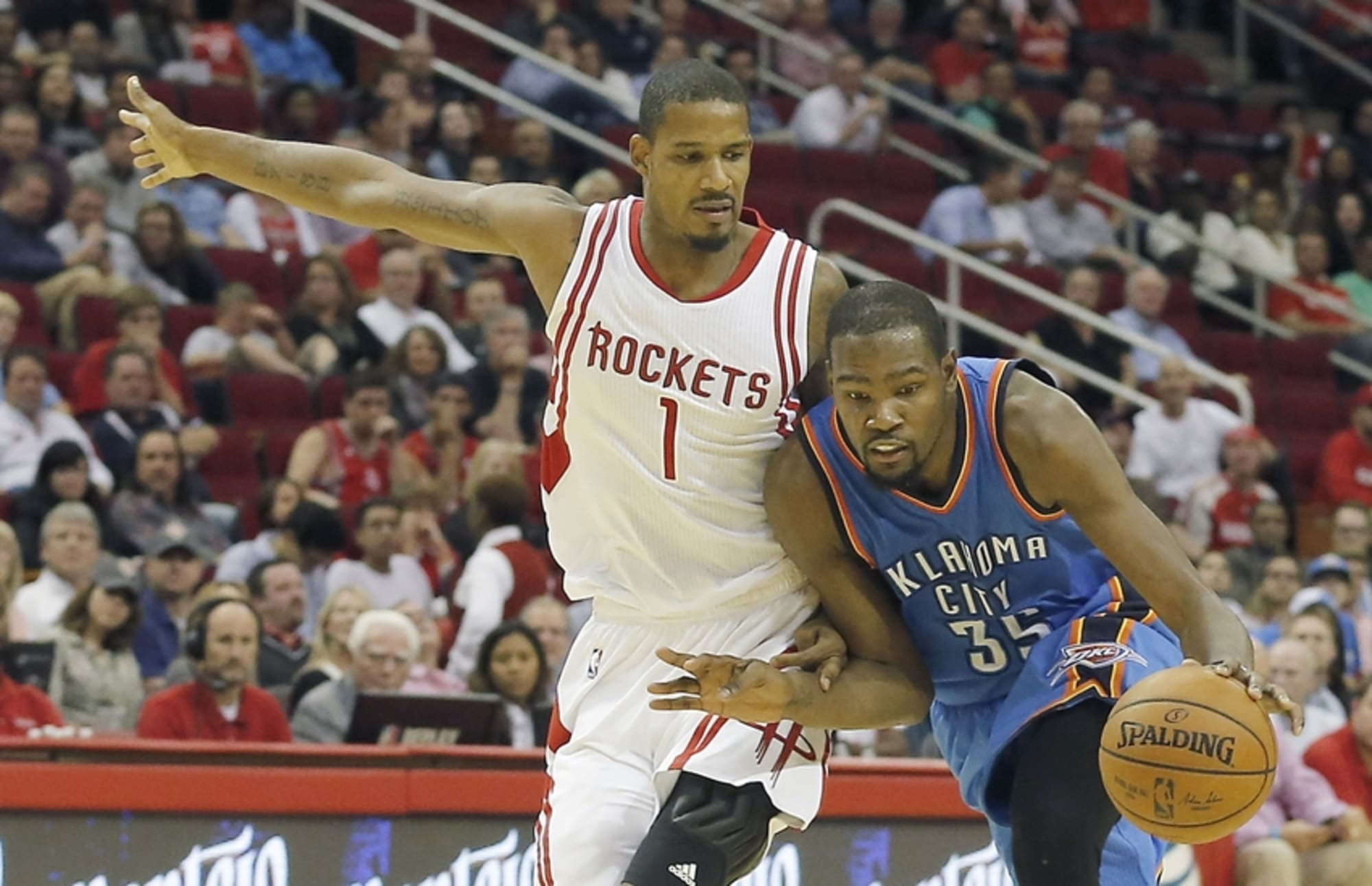Game 49: Houston Rockets At Oklahoma City Thunder Preview