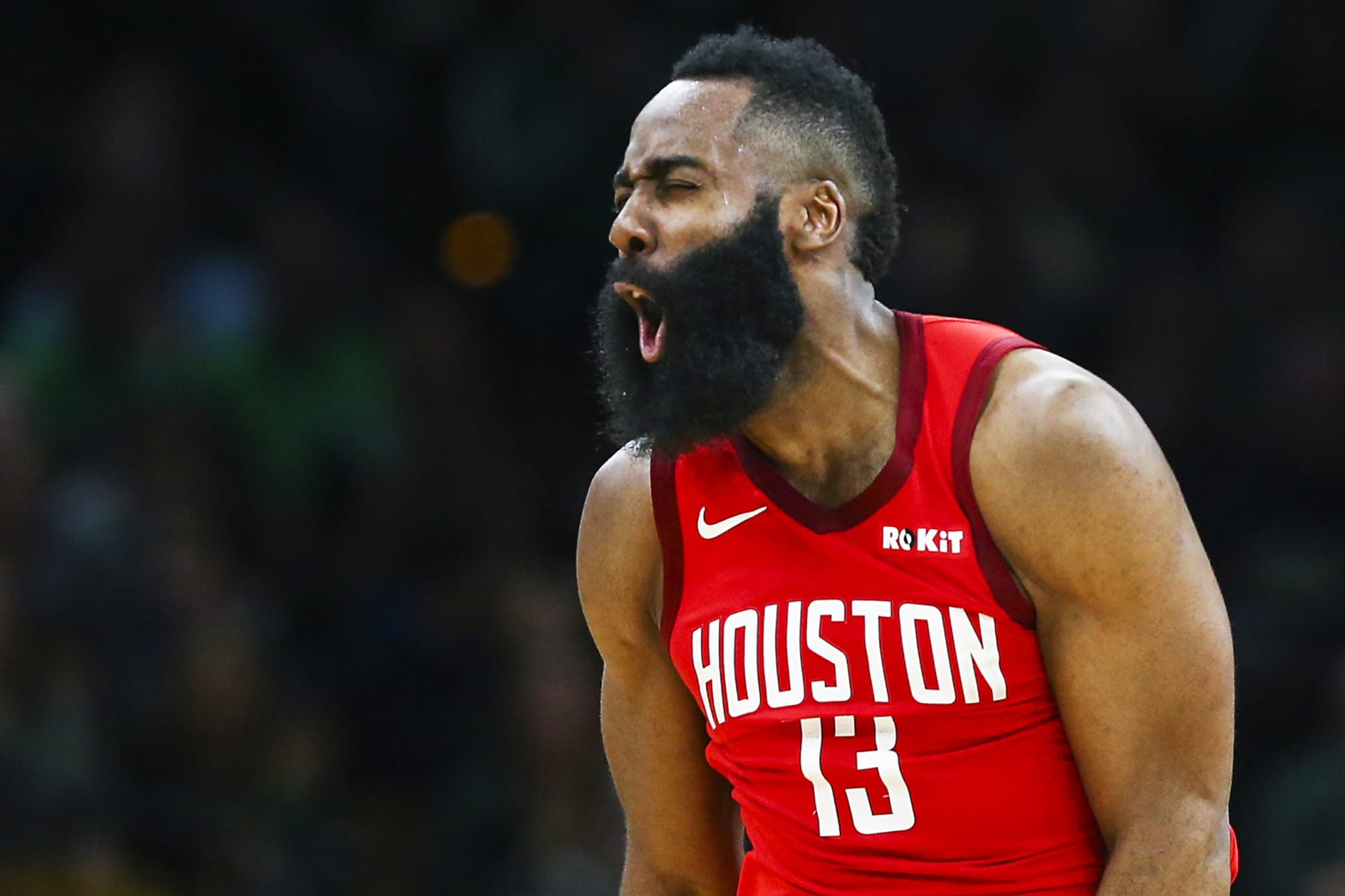 Houston Rockets James Harden S Greatness Has Created A New Stat