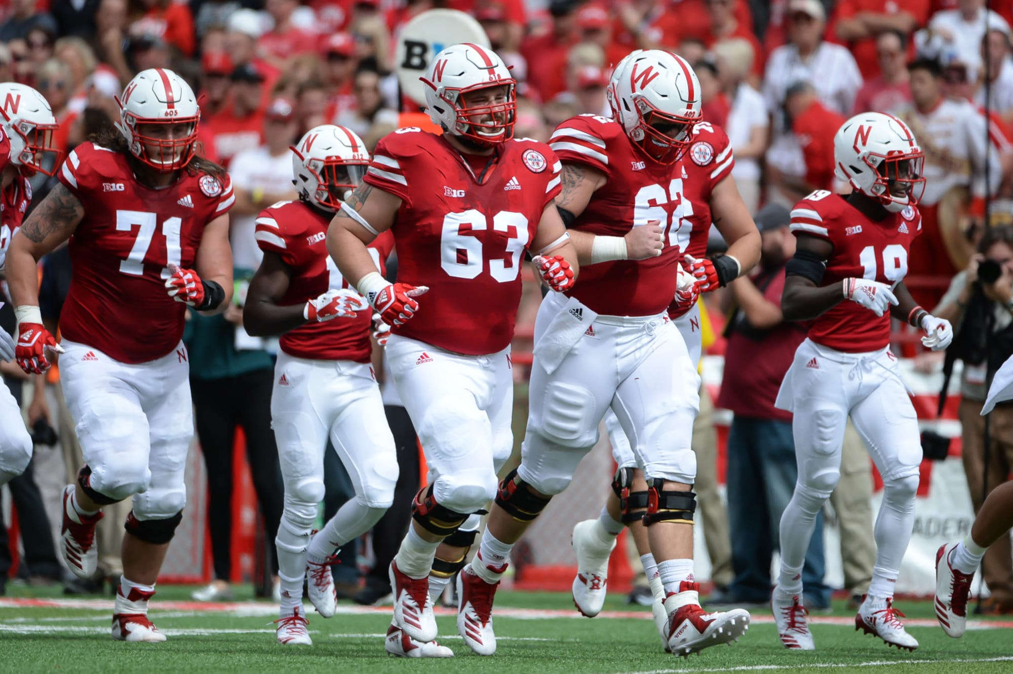Nebraska Football: How to watch and stream Huskers vs ...