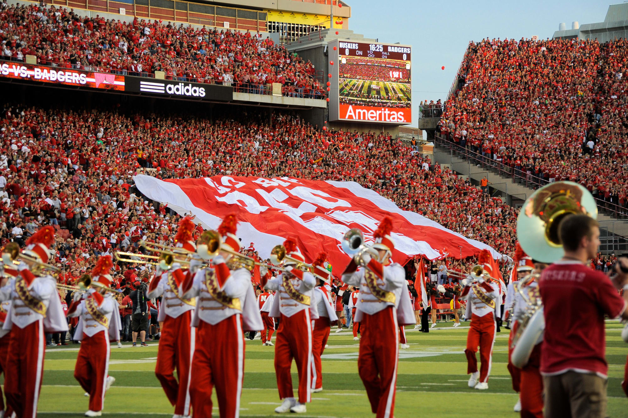 Huskers aim to improve over last season with starter at Horseshoe