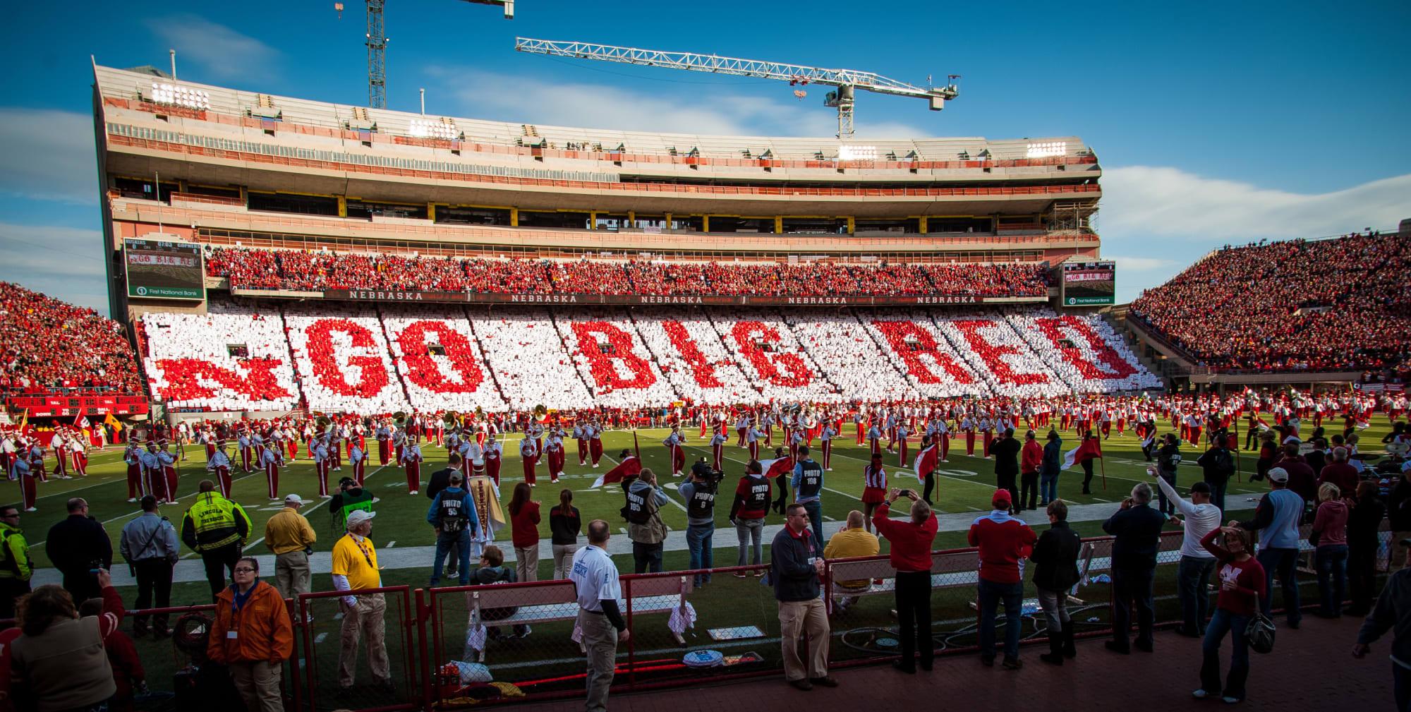 Nebraska Football: Program beginning to build out 2022 class