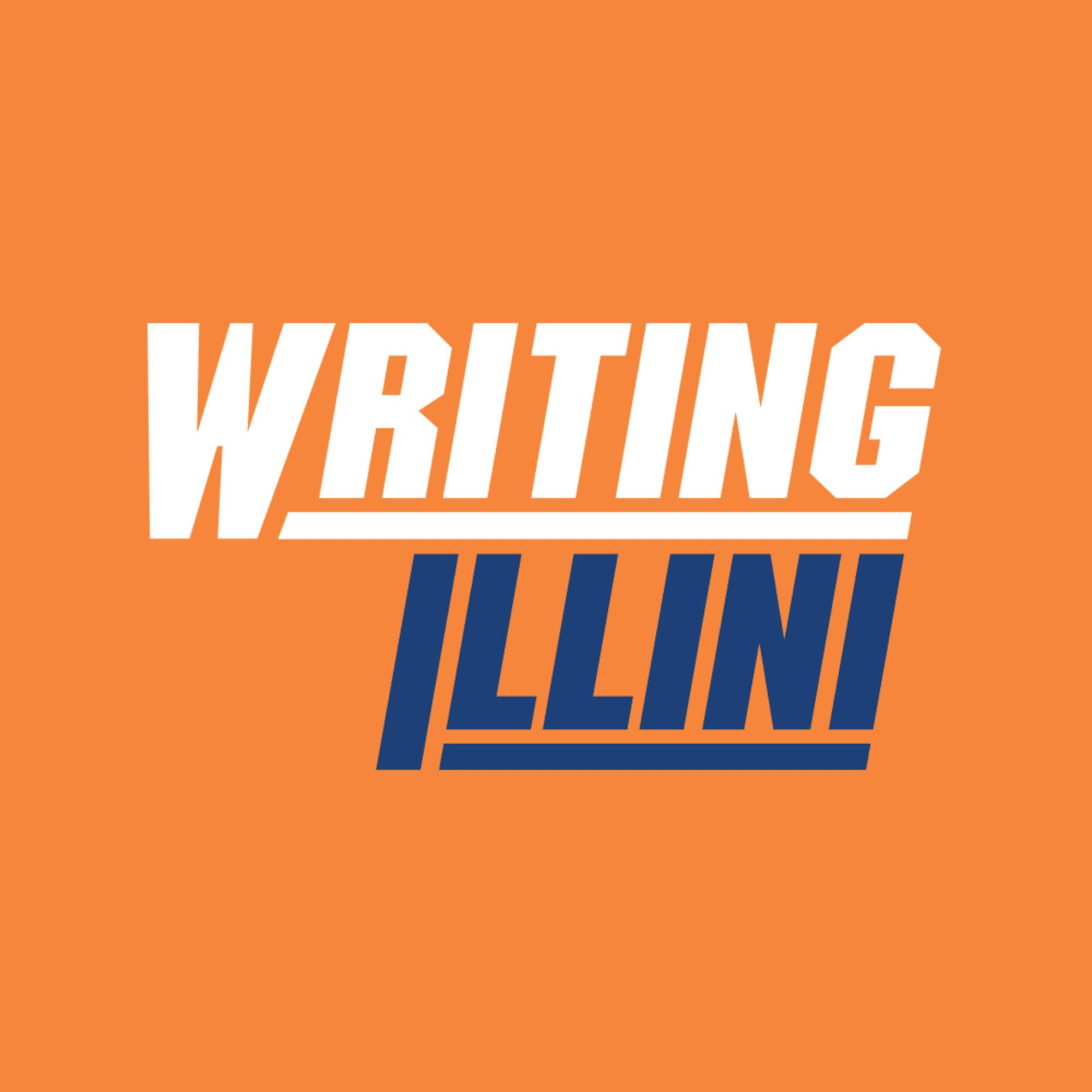 Writing Illini - An Illinois Fighting Illini Fan Site - News, Blogs, Opinion and more.