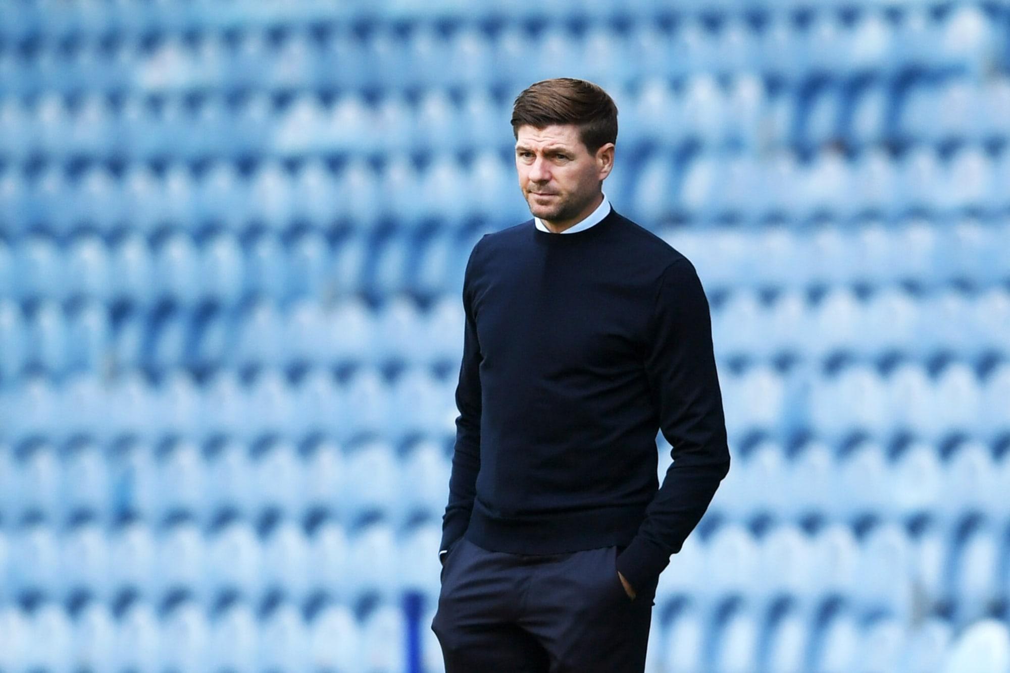 Predicted Rangers XI vs. Livingston: Gerrard to make 3 changes