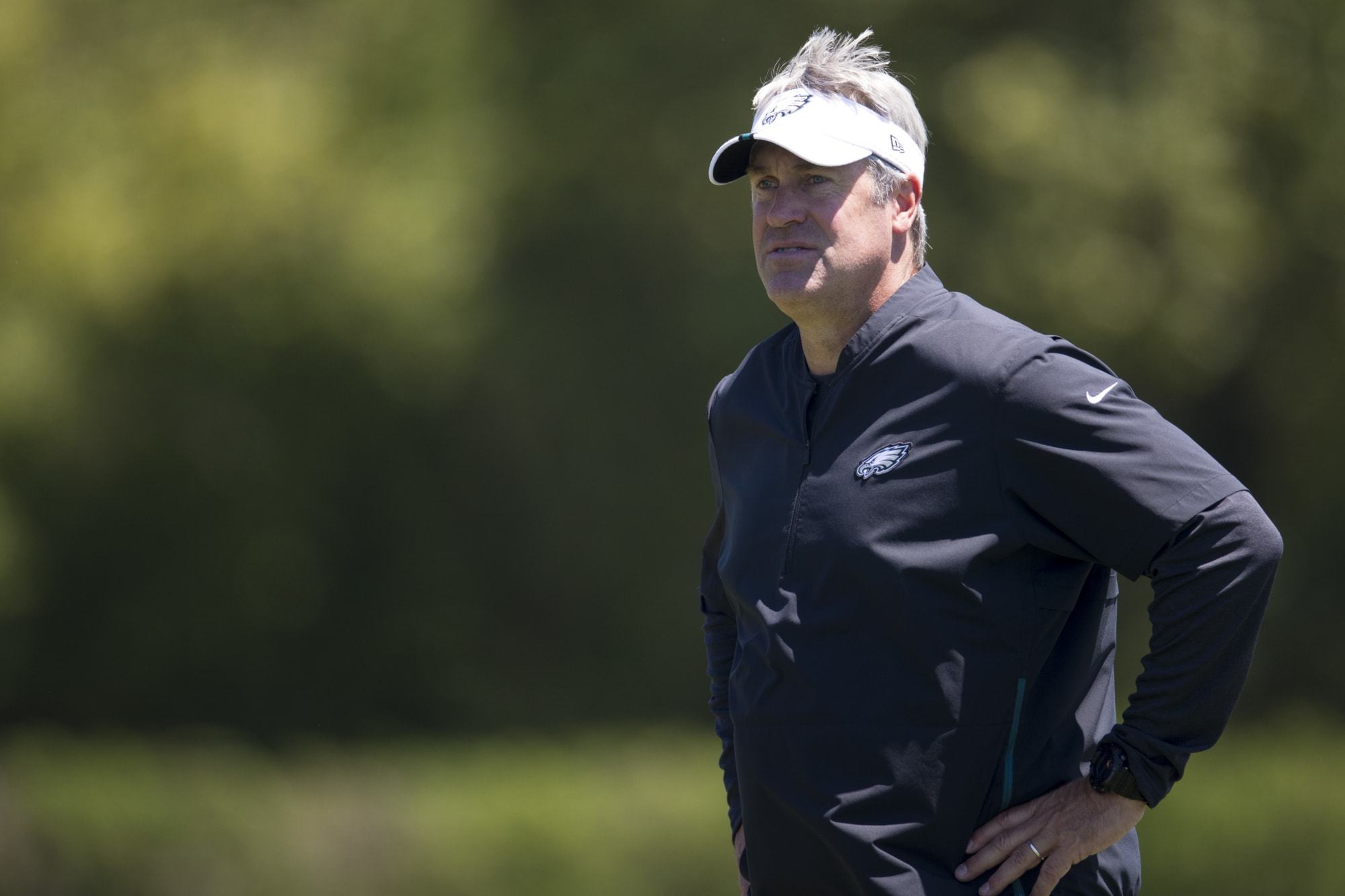 Philadelphia Eagles: Pederson may return to NovaCare Complex this week
