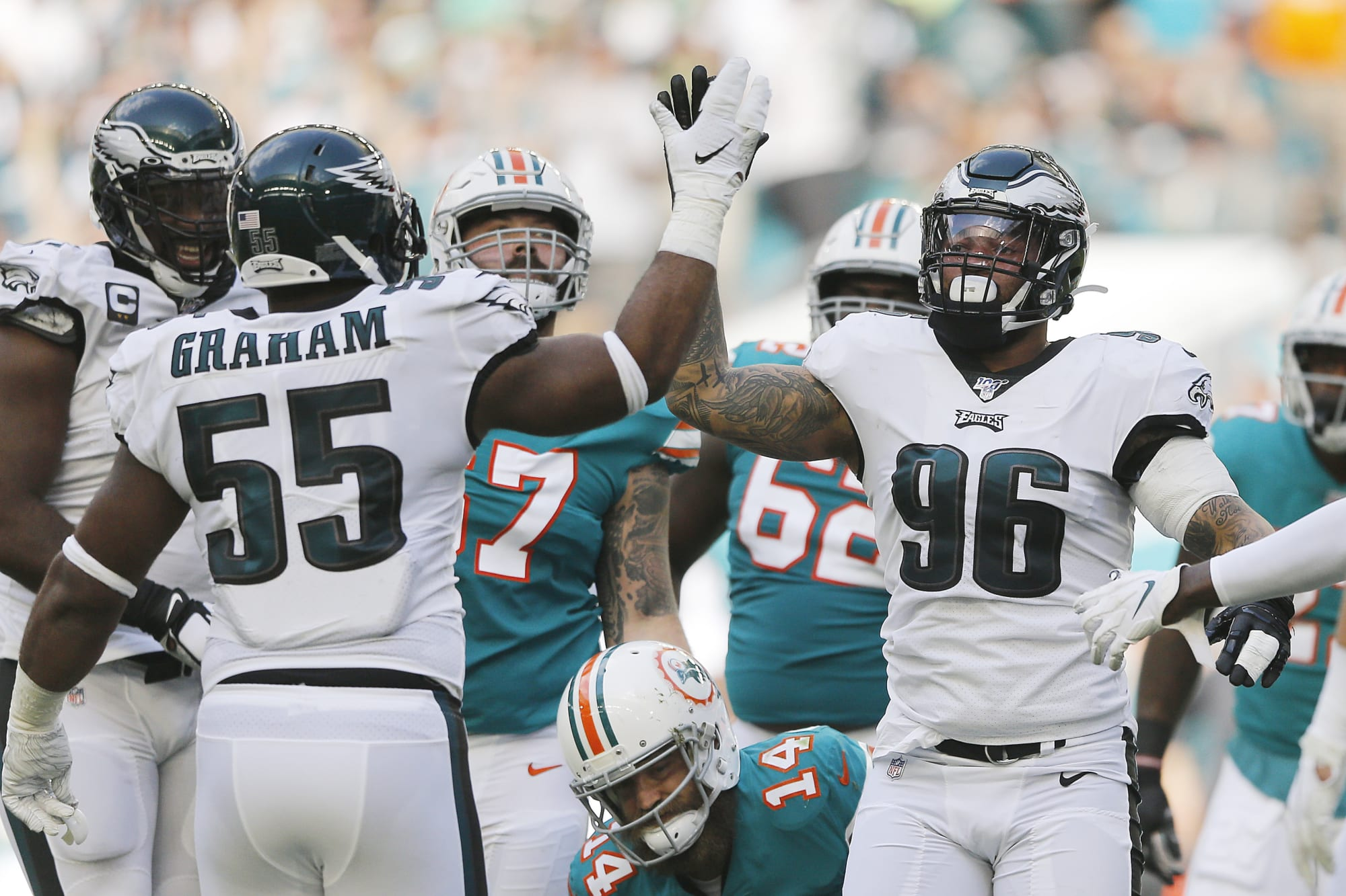 Philadelphia Eagles get key D-Line reinforcements against Rams