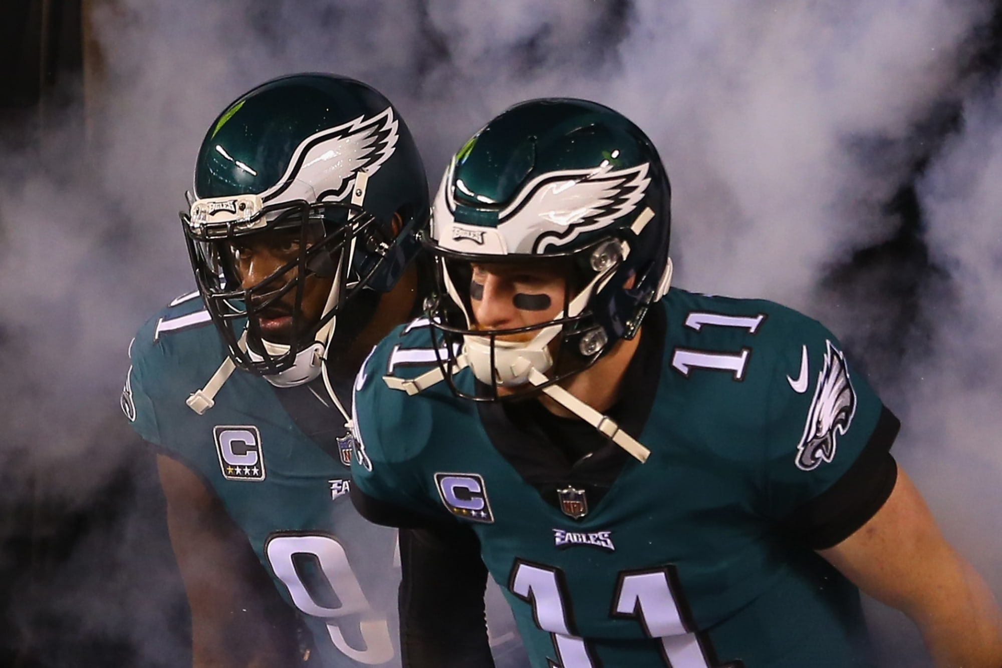 Eagles Injury Update Wentz Aims For Otas Cox Will Miss More Time