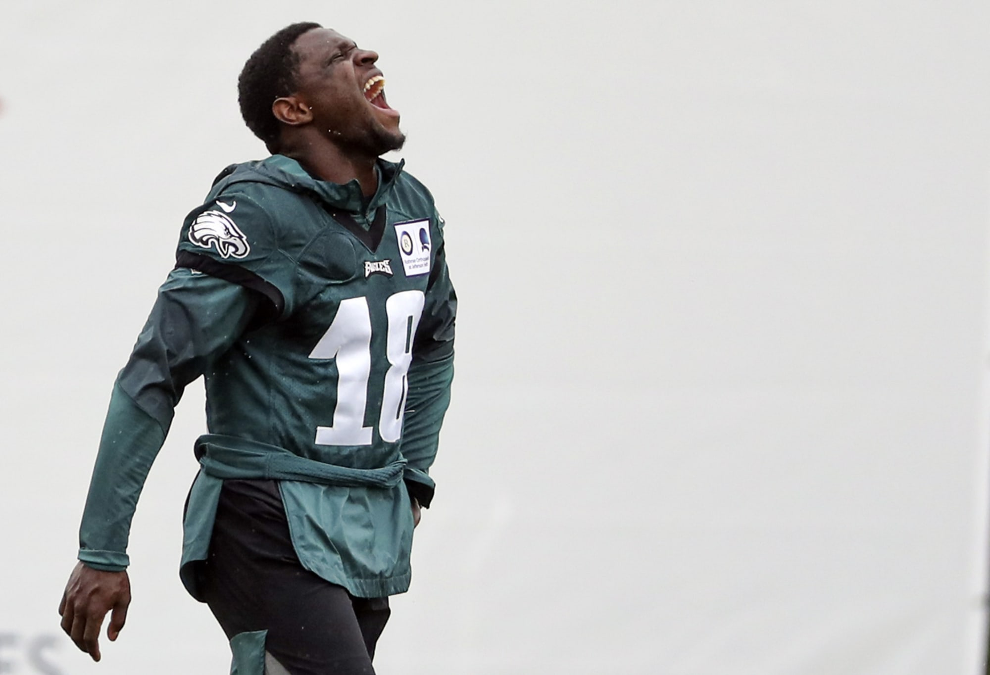 Philadelphia Eagles have a trio of WRs that could be their best ever