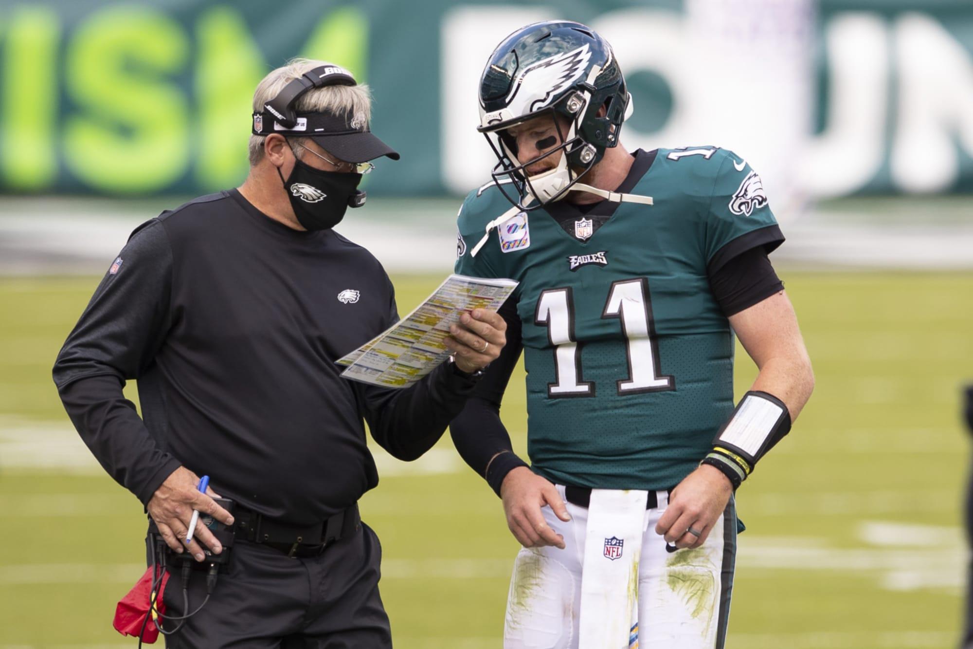 Philadelphia Eagles: Random notes on Doug Pederson, Carson Wentz