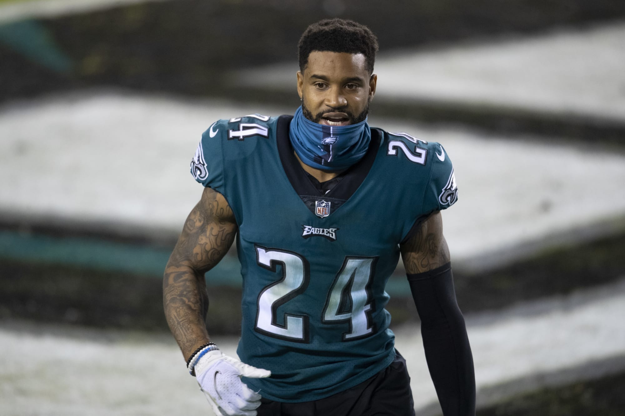 Here's something Philadelphia Eagles fans want to see from Darius Slay