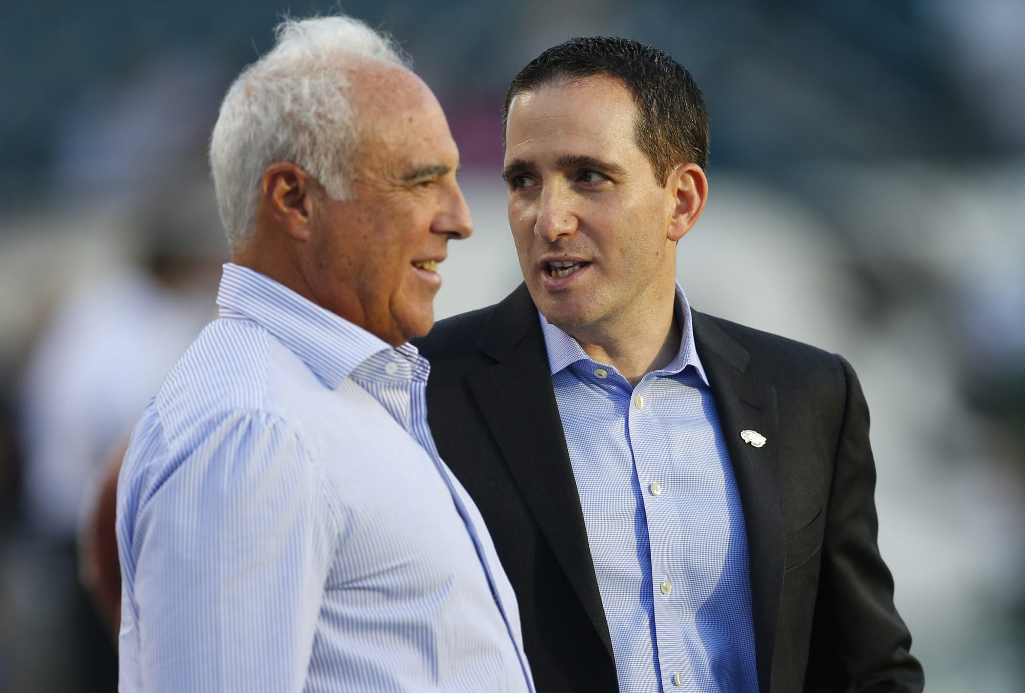 Should Howie Roseman's silence concern Philadelphia Eagles fans?