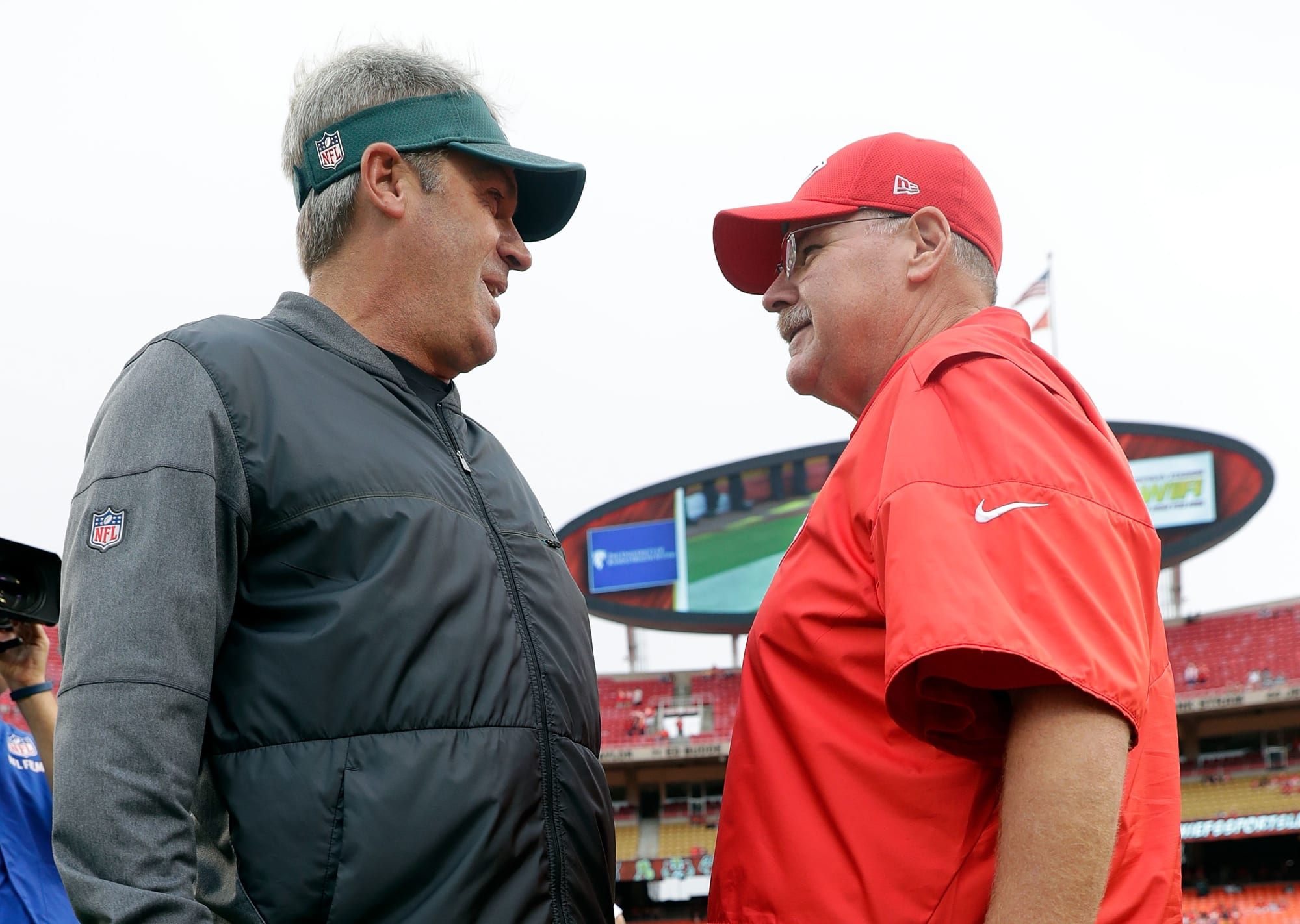 3 Reasons Doug Pederson could reunite with Andy Reid in 2021