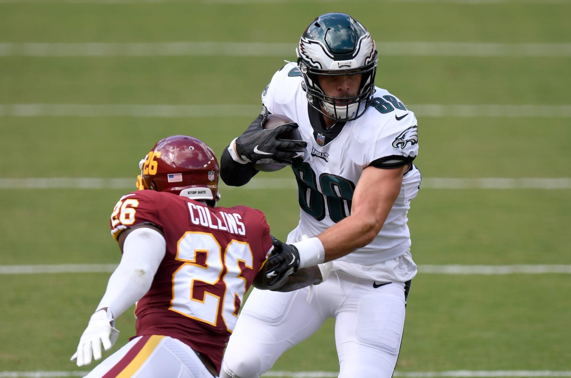 Dallas Goedert is good but Philadelphia Eagles fans need to slow down