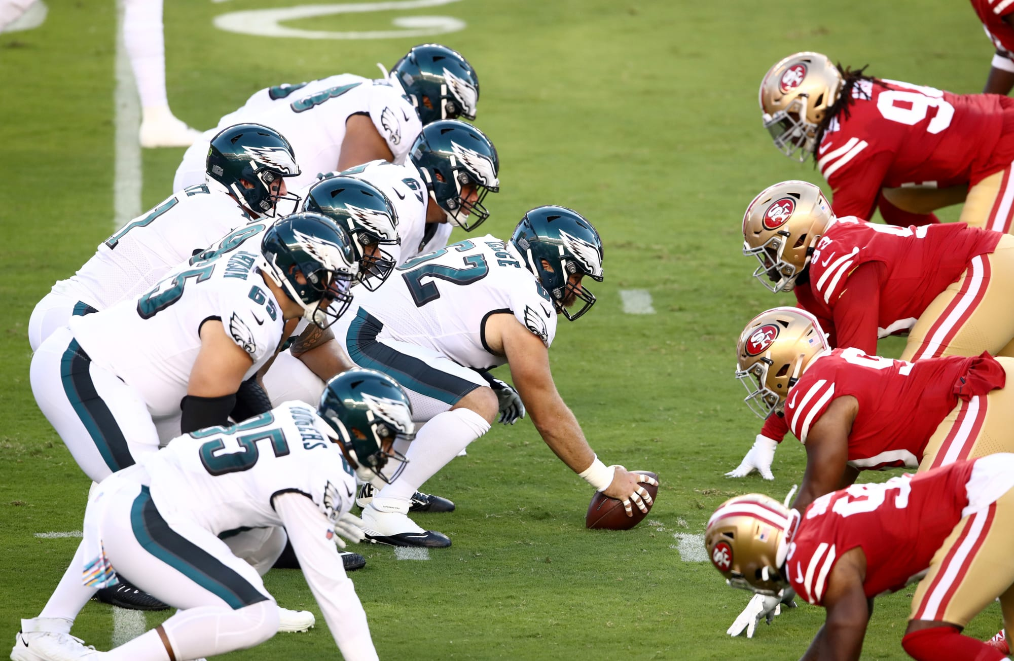 3 Philadelphia Eagles who could use a bounce back in Week 2