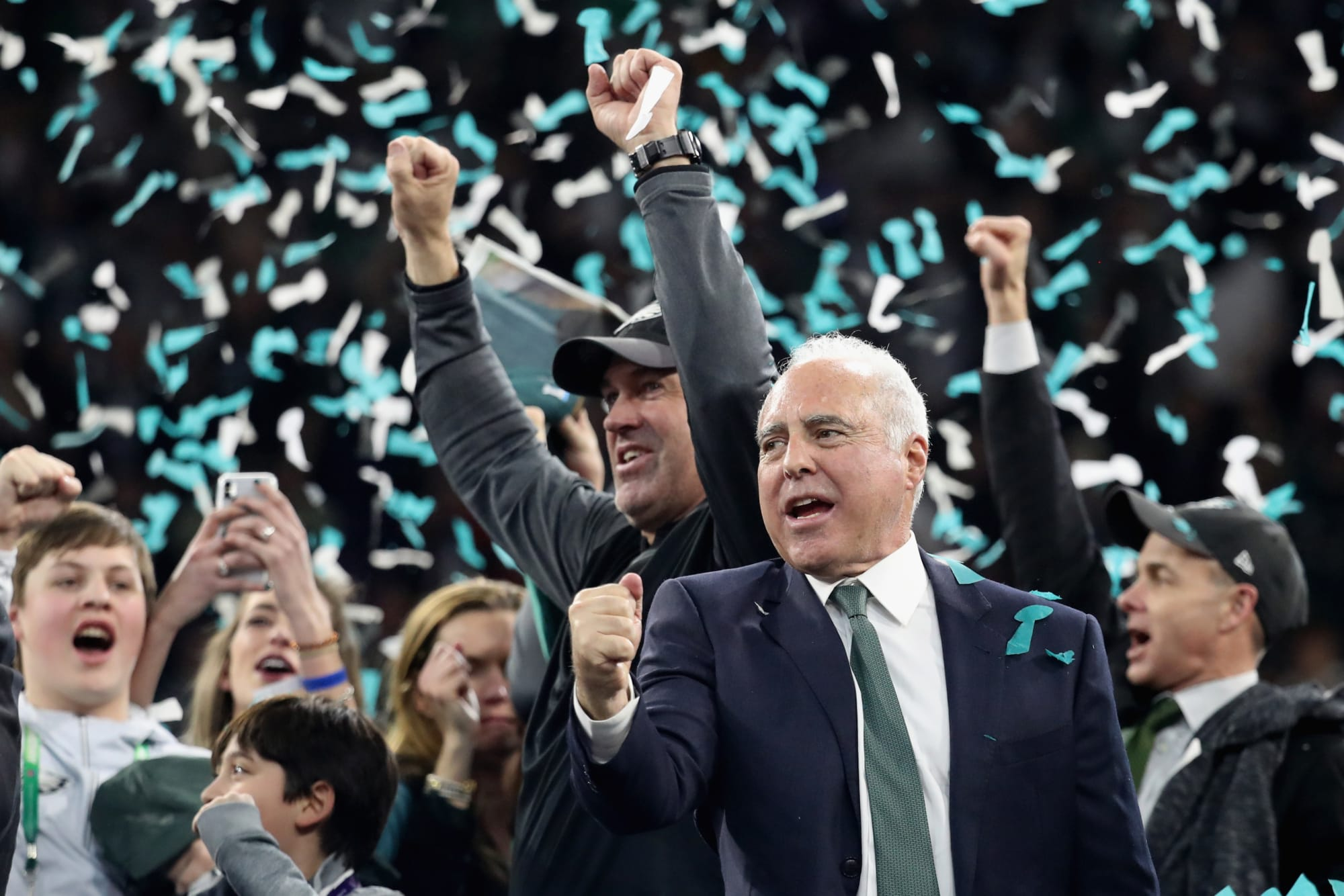 3 Lessons Philadelphia Eagles fans learned from Jeffrey Lurie's presser