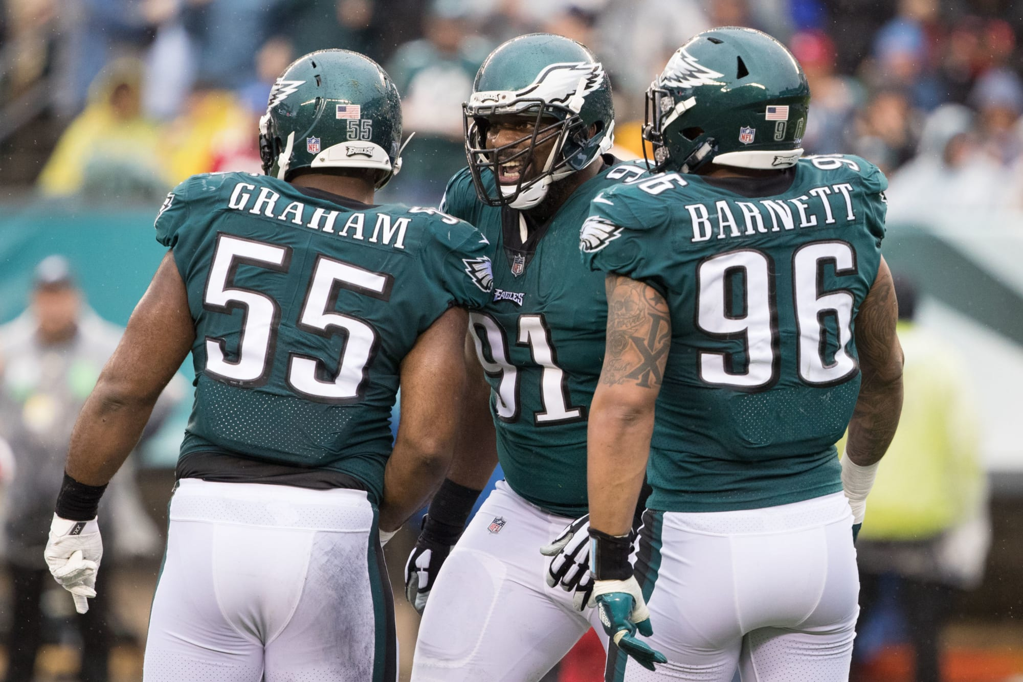 Philadelphia Eagles way-too-early roster projection: Defensive Line