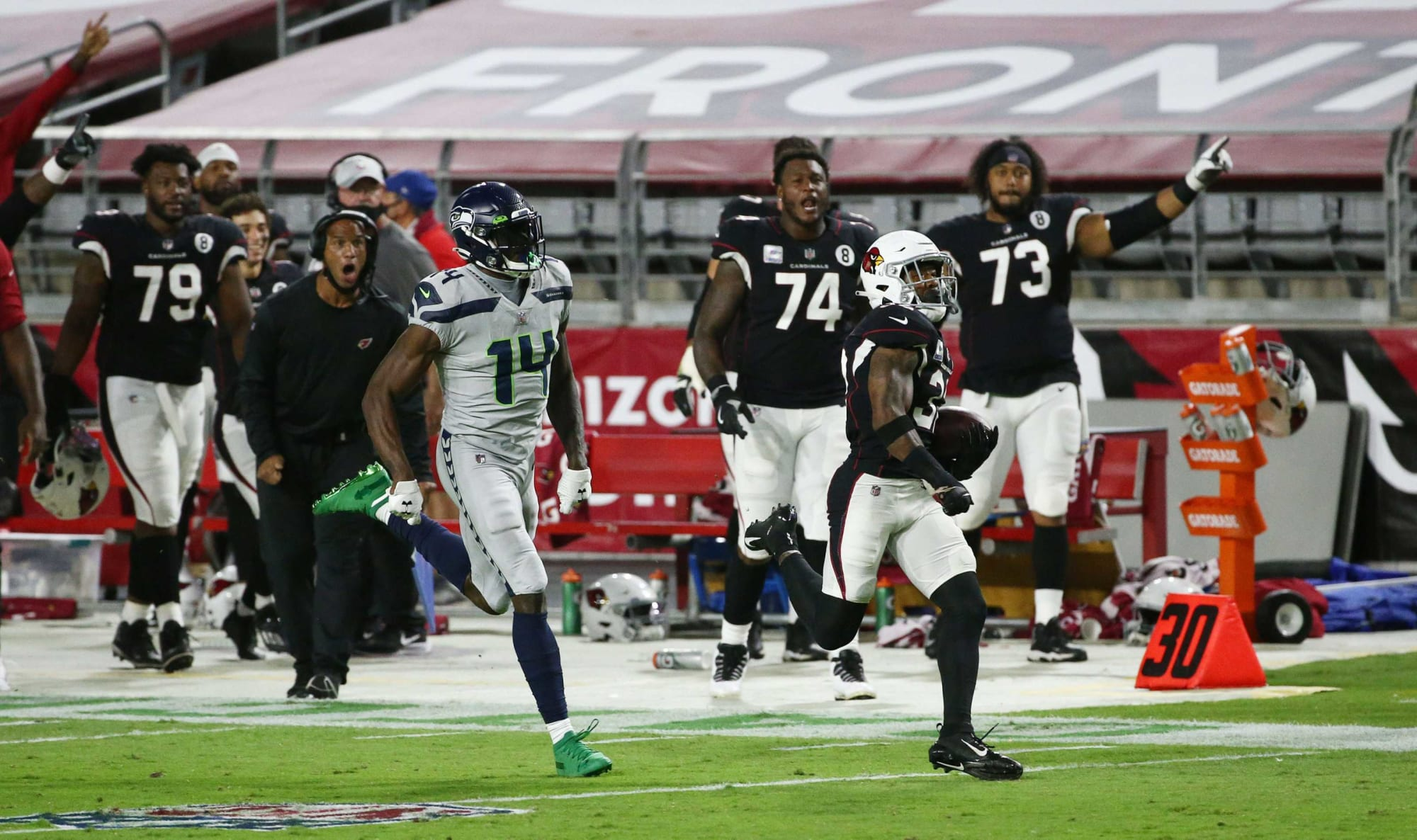 Philadelphia Eagles: D.K. Metcalf has more hustle than Nickell Robey Coleman